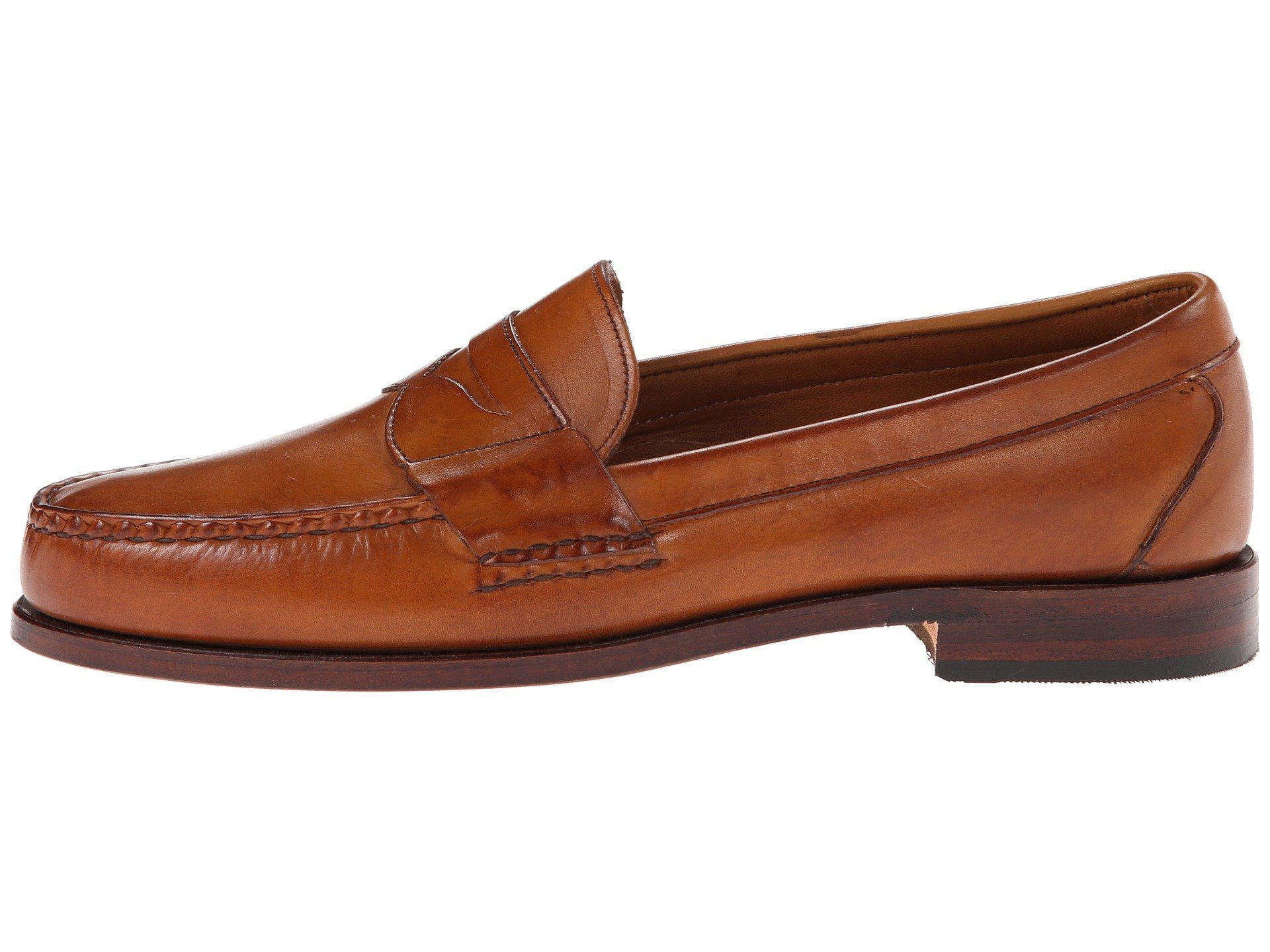 0003db4ded1 Lyst - Allen Edmonds Cavanaugh (walnut Burnished) Men s Shoes in Brown for  Men