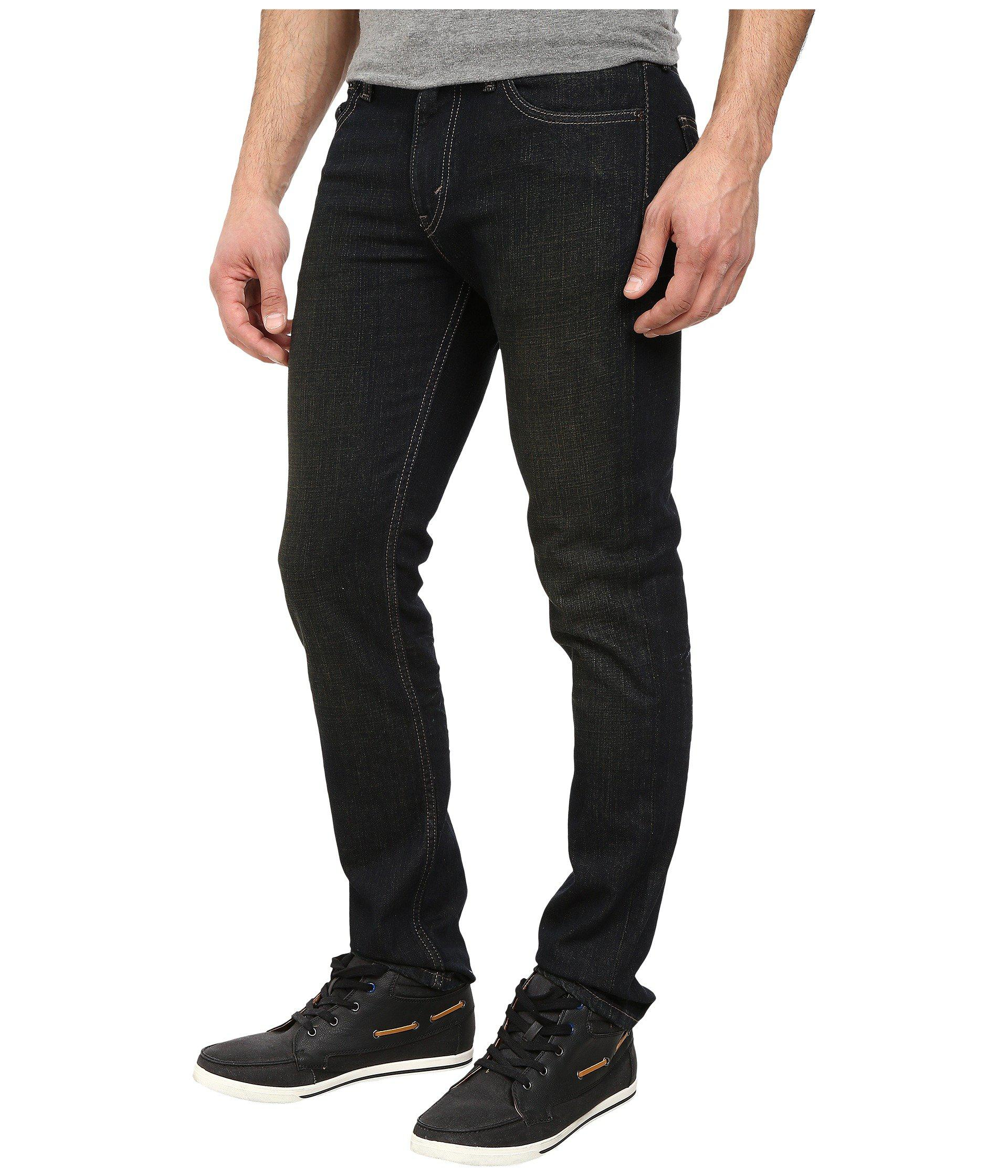 e344d3bbdf6 Lyst - Levi's Levi's(r) Mens 511tm Slim (white) Men's Jeans in Black for Men