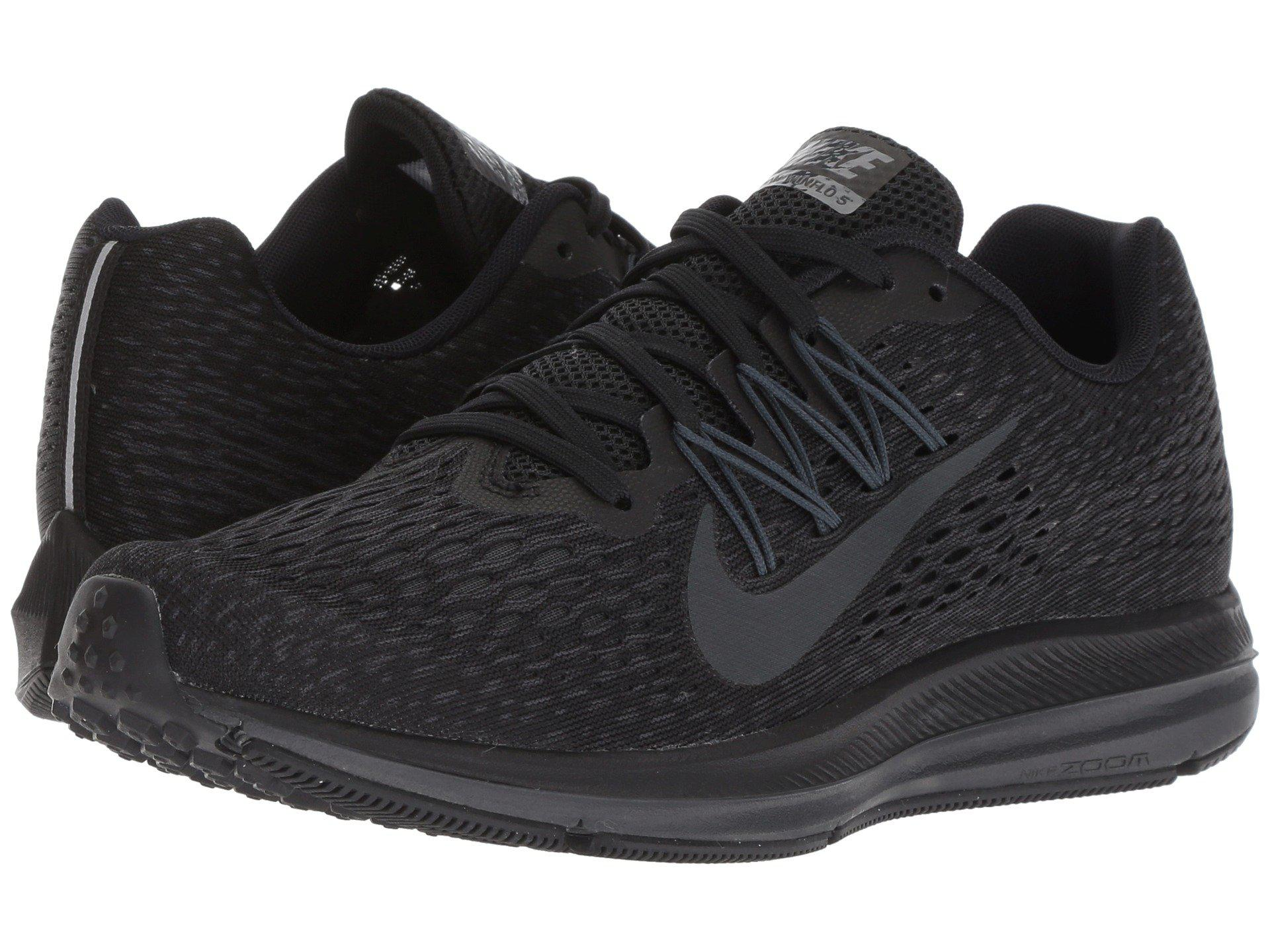 separation shoes 283da 209d4 Nike. Air Zoom Winflo 5 (black anthracite) Women s Running Shoes