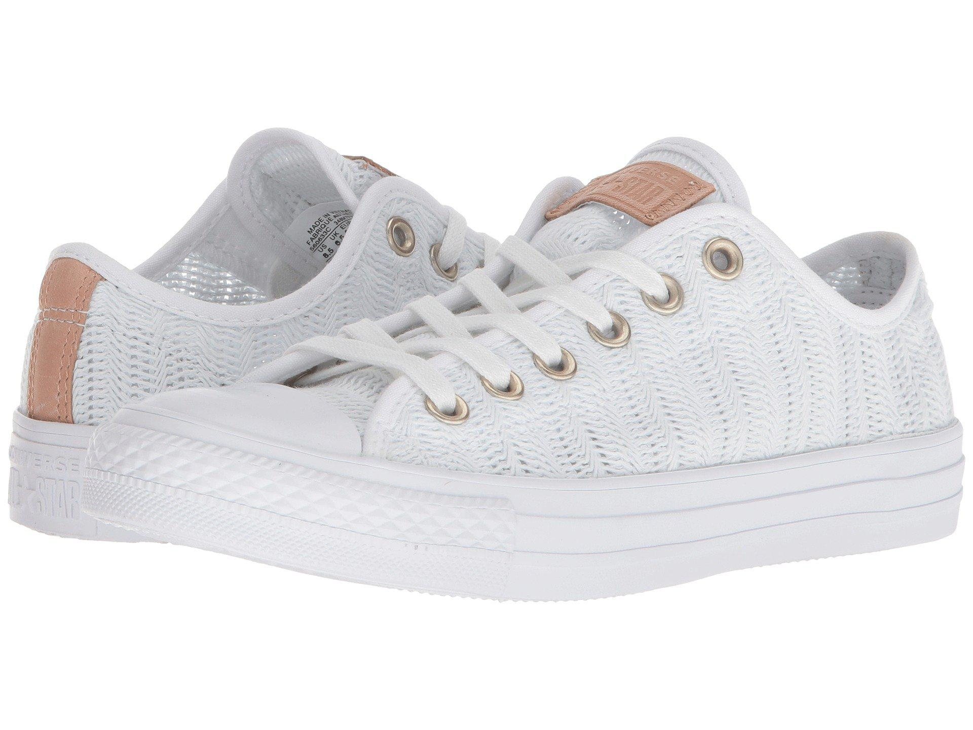 2688ae82767a Gallery. Previously sold at  Zappos · Women s Converse Chuck Taylor ...