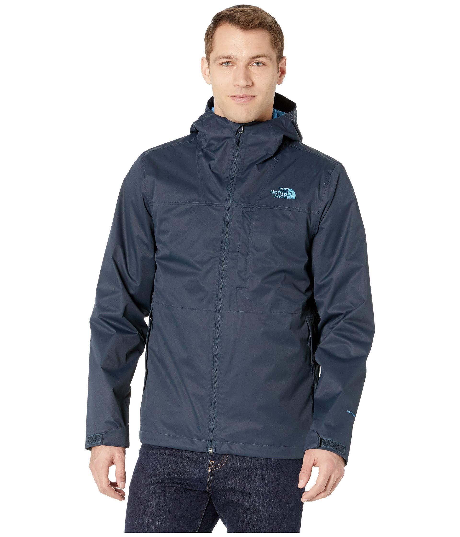 f2d94d7009 The North Face. Blue Arrowhead Triclimate(r) Jacket (urban Navy) Men s Coat