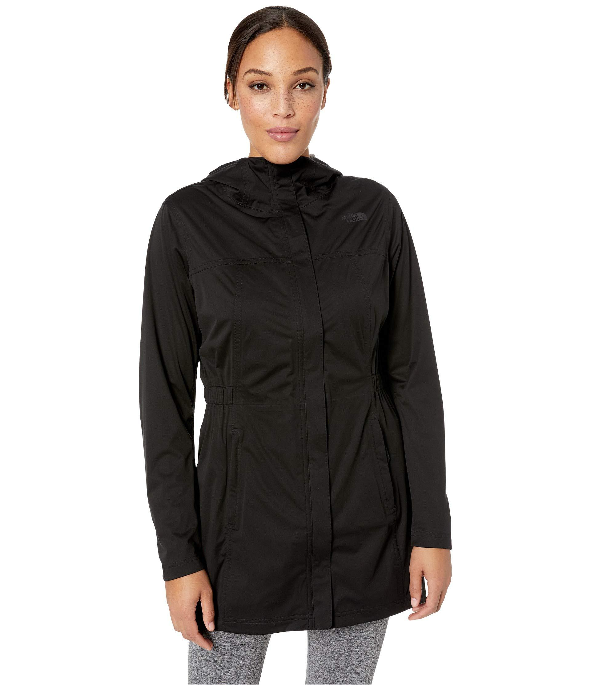 e7d2aa634039 Lyst - The North Face Allproof Stretch Parka (tnf Black) Women s ...
