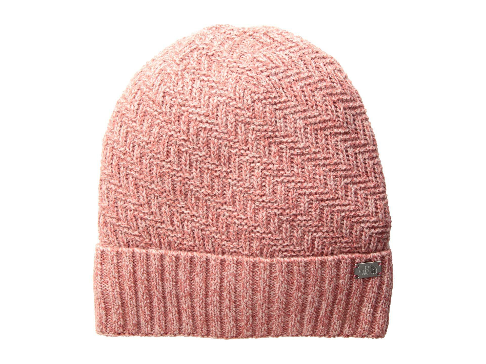d225d8f81d6 Lyst - The North Face Reyka Beanie (faded Rose) Beanies in Red