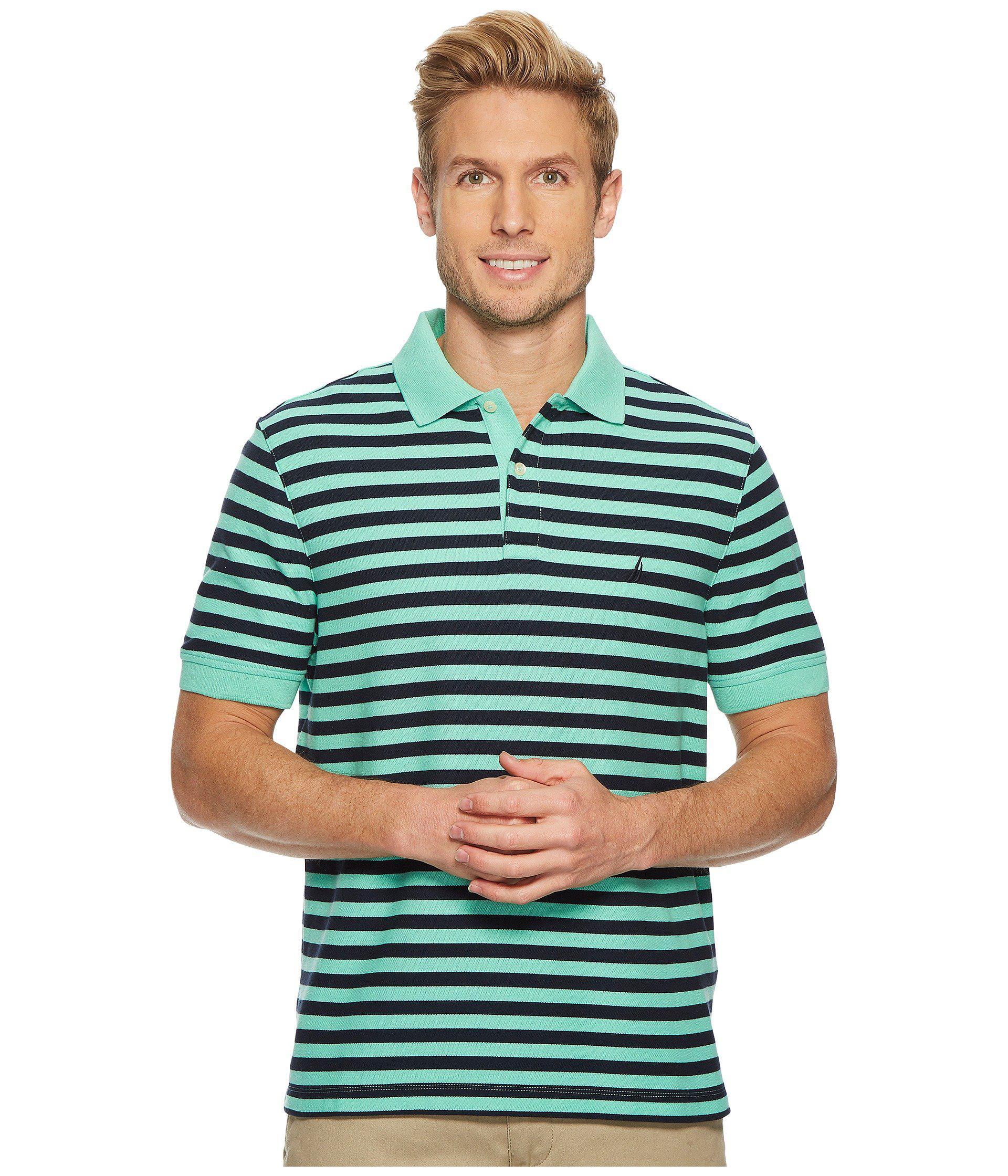 5b2925fcd39 Nautica Mens Pique Solid Deck Polo Shirt – Rockwall Auction