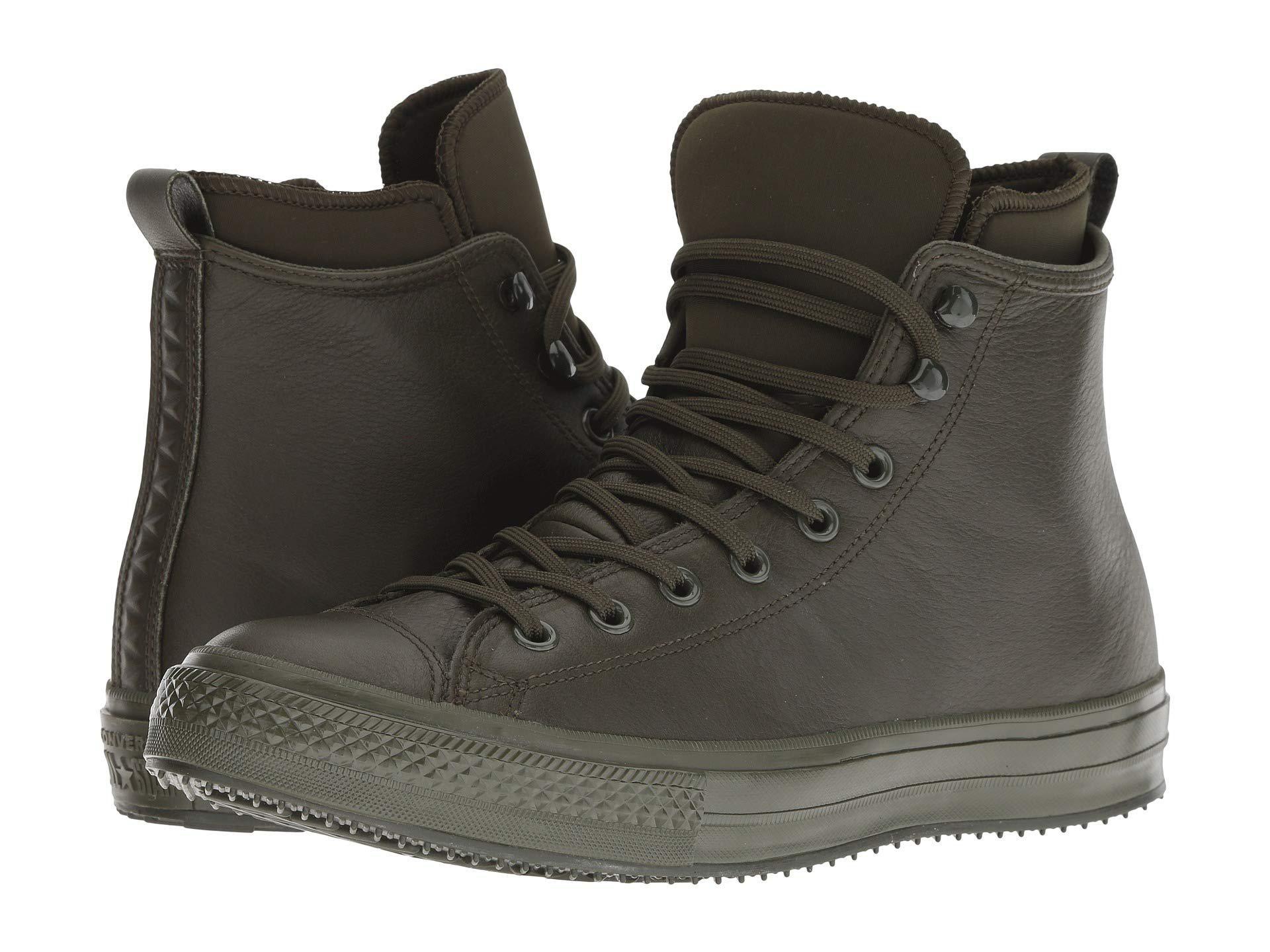 08810cfeeb7 Lyst - Converse Chuck Taylor All Star Waterproof Boot - Hi (utility ...