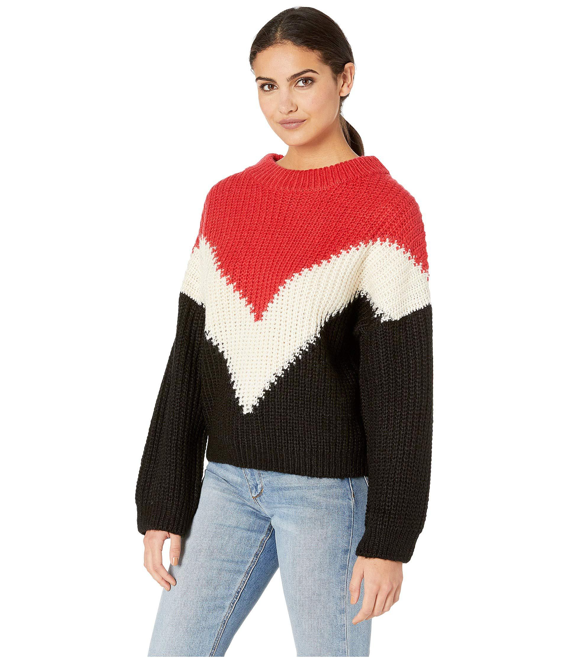 6e4637db563b9 Lyst - Bishop + Young The Anthem Sweater (black) Women s Sweater in Black