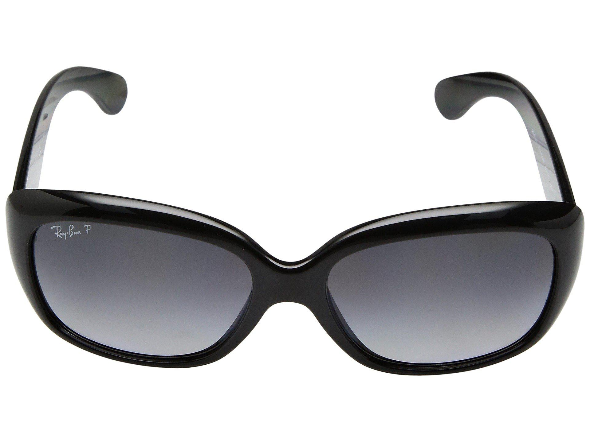 e2bad7ffeba Lyst - Ray-Ban Rb4101 Jackie Ohh Sunglasses in Black - Save 31%