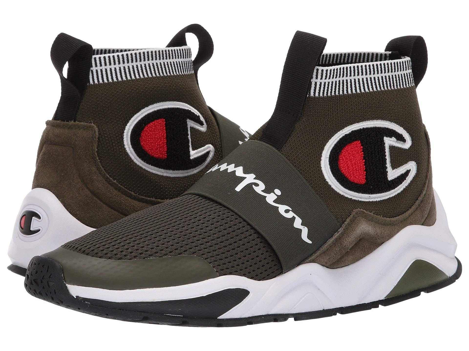 1e2ae7839 Lyst champion rally pro hiker green mens shoes in black for men jpg  1920x1440 Champion shoes