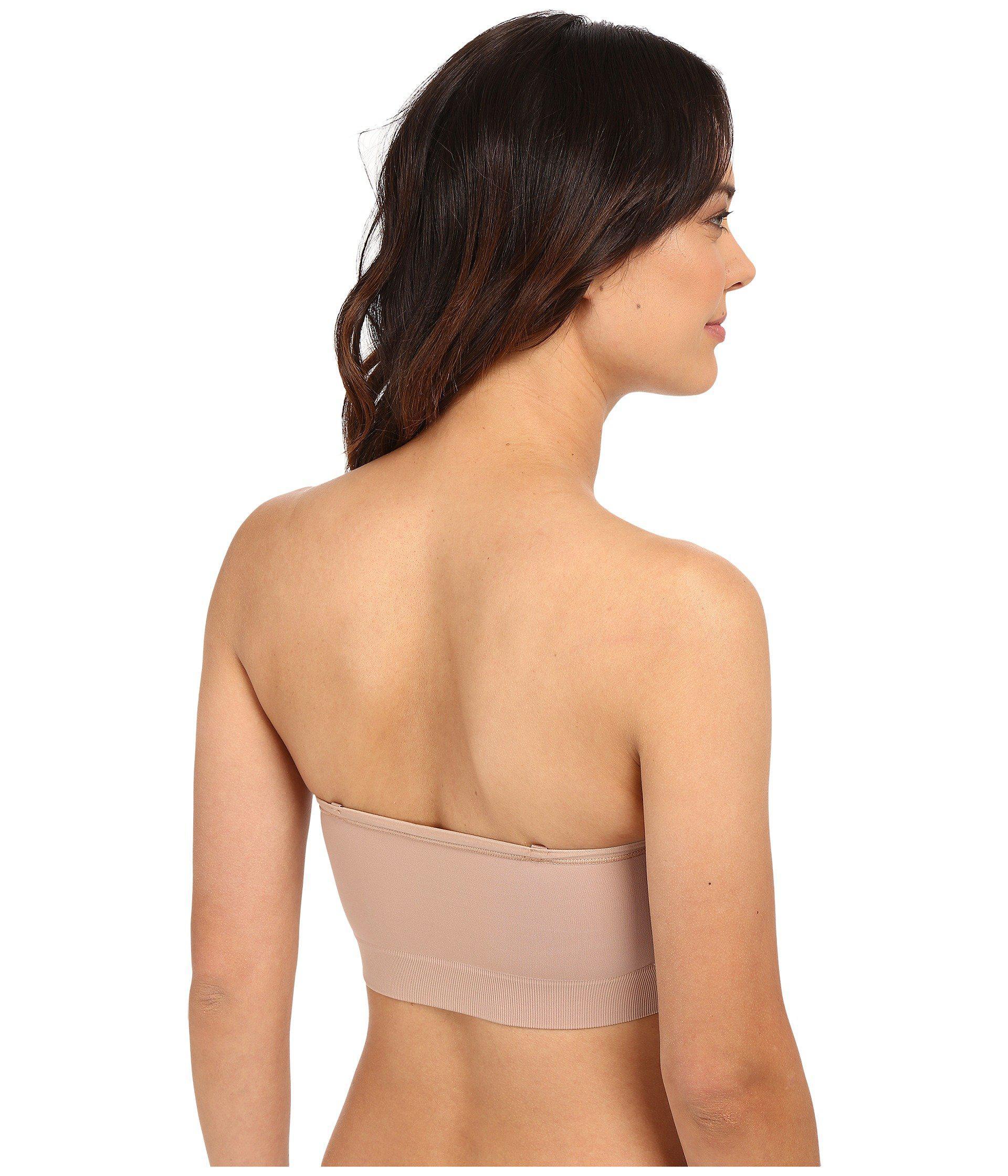 9581f2bac2c69 Yummie - Natural Peyton Ultralight Seamless Strapless Convertible Bra  (almond) Women s Bra - Lyst. View fullscreen