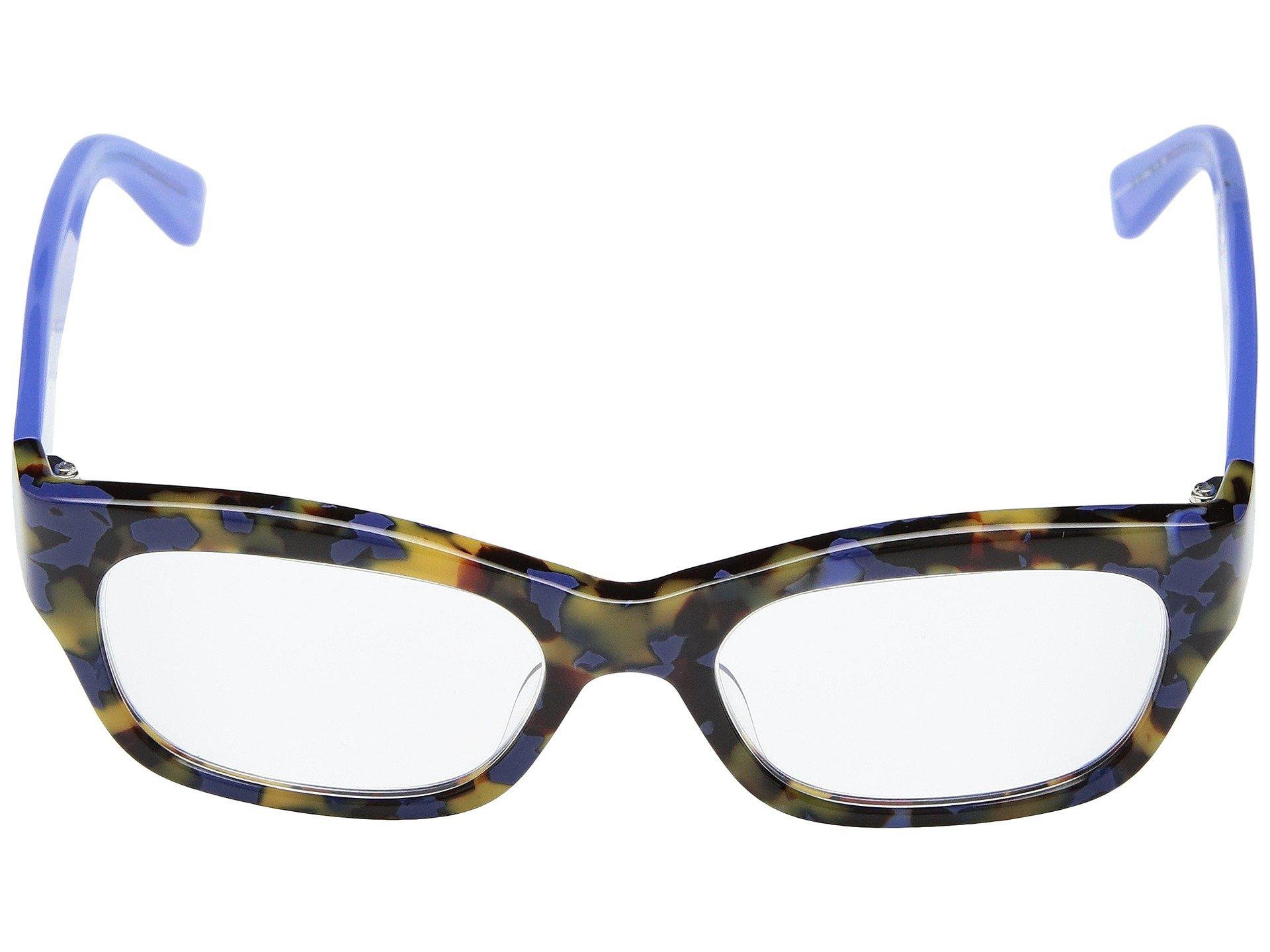 3d4cdc6d3b2 Corinne Mccormack - Blue Suzy (tortoise) Reading Glasses Sunglasses - Lyst.  View fullscreen