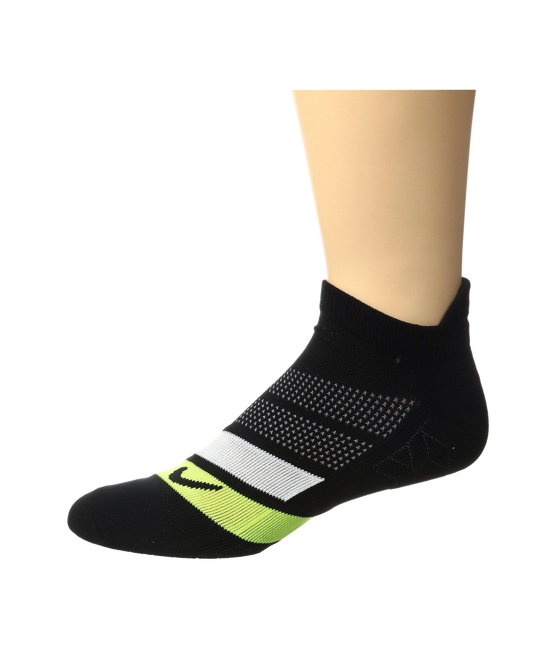 100% authentic b31f5 7ab37 Nike. Women s Dri-fit Cushion Dynamic Arch No-show Running Socks ...