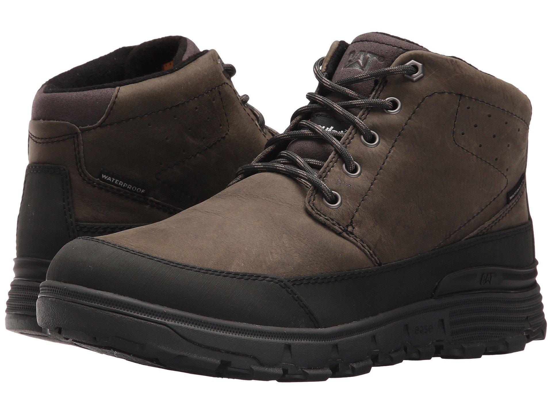 c2c003852 Lyst - Caterpillar Drover Ice + Waterproof Tx (black) Men s Boots in ...
