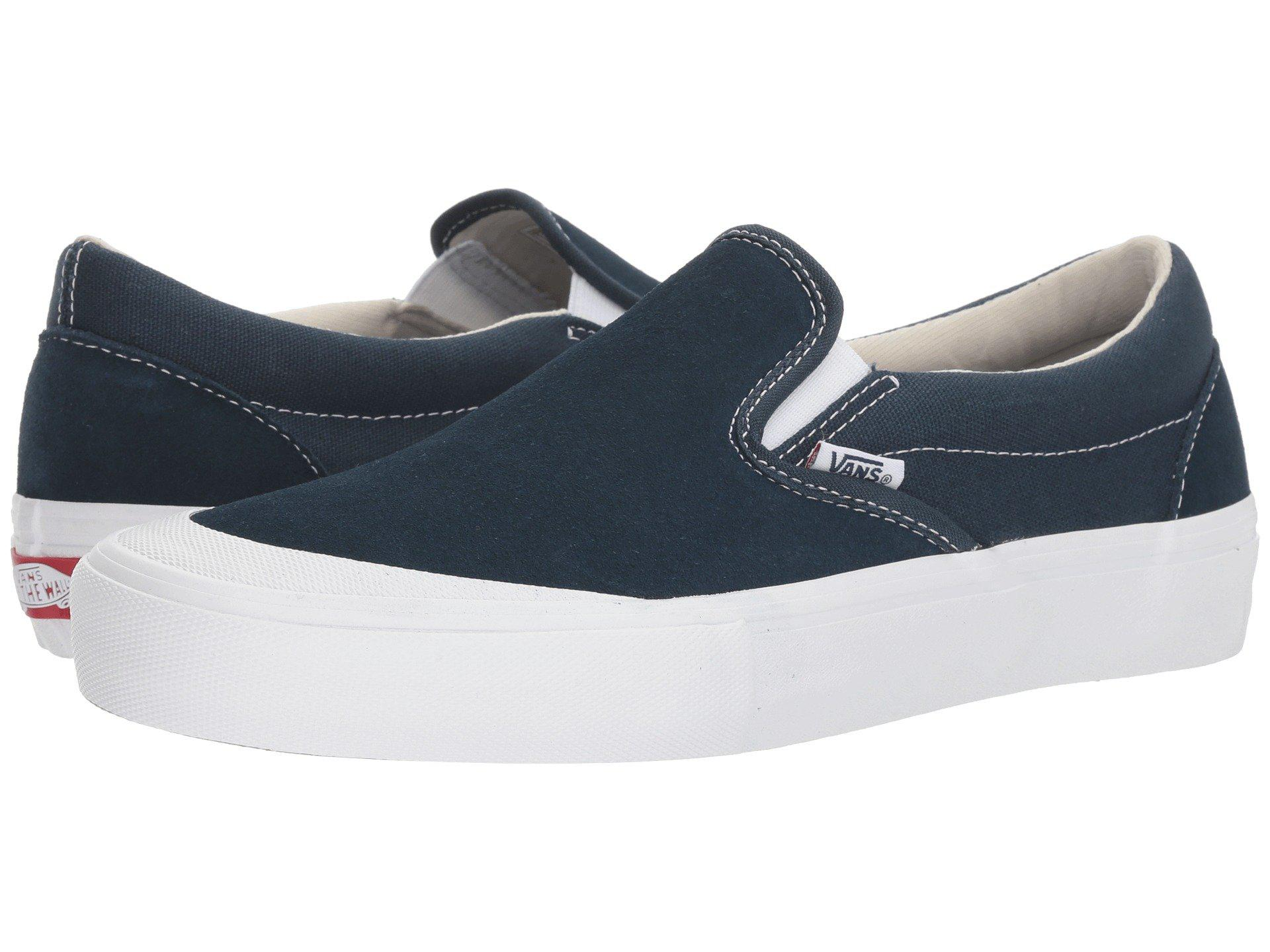 c307905ca87 Lyst - Vans Slip-on Pro ((independent) Black white) Men s Skate ...