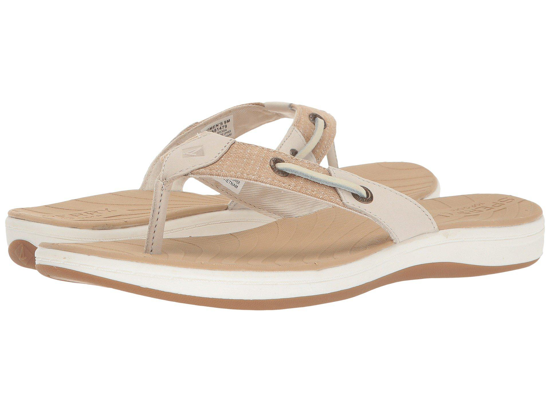 c074828c74173 Lyst - Sperry Top-Sider Seabrook Surf Two-tone (linen) Women s Shoes