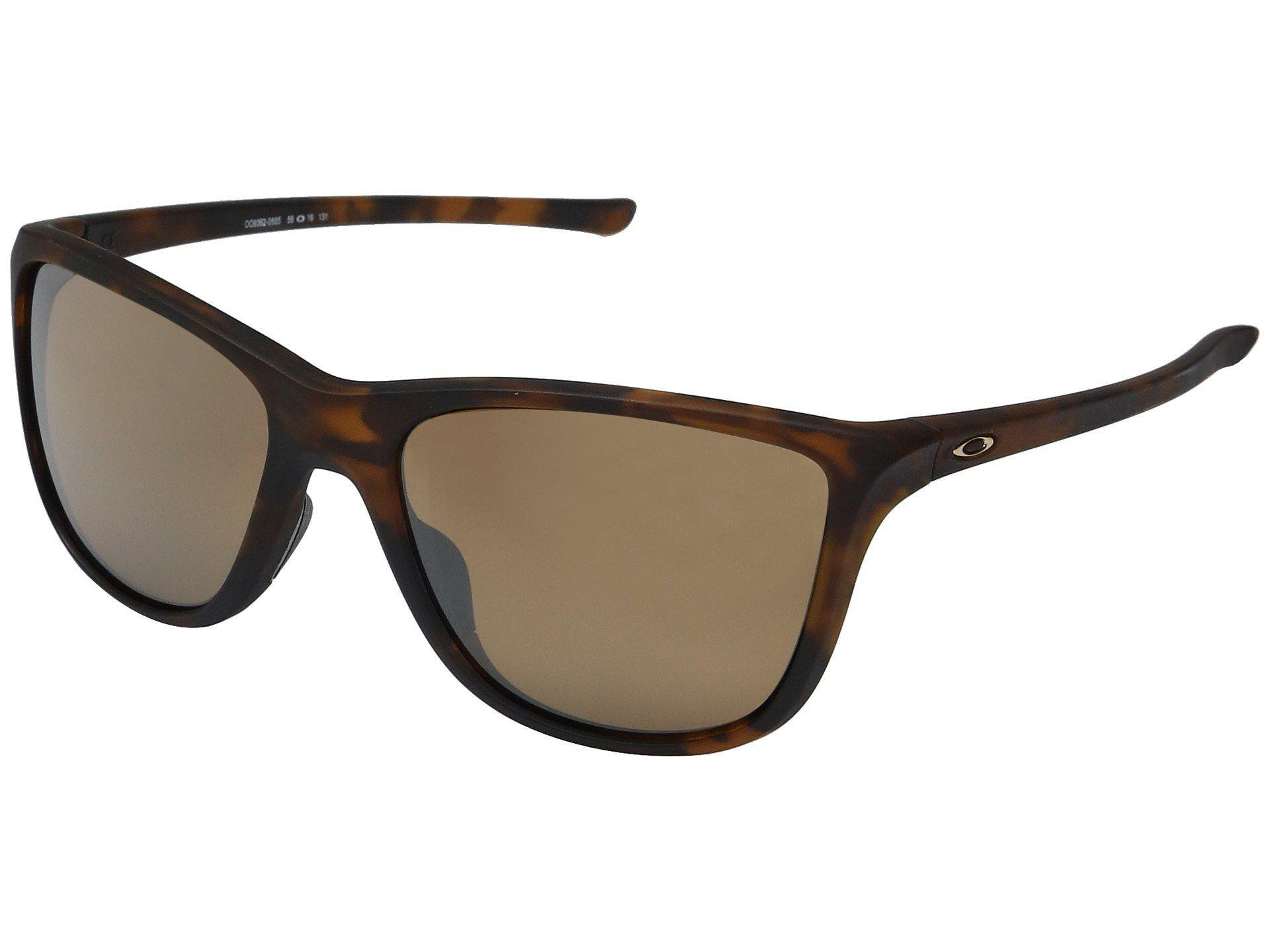 f6fd5b3cff Lyst - Oakley Reverie (black Ink W  Violet Iridium) Fashion ...