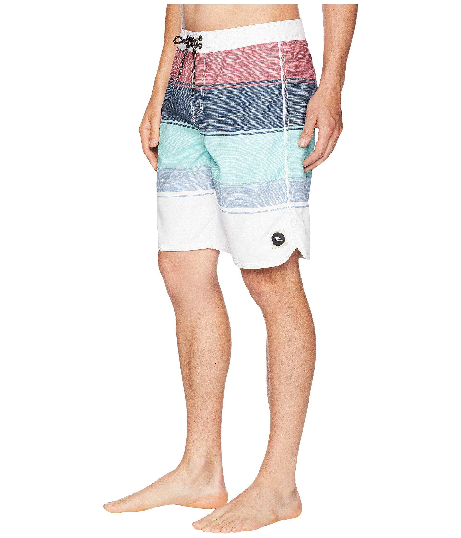 2d712bec14 Rip Curl All Time Boardshorts (red) Men's Swimwear in Blue for Men ...