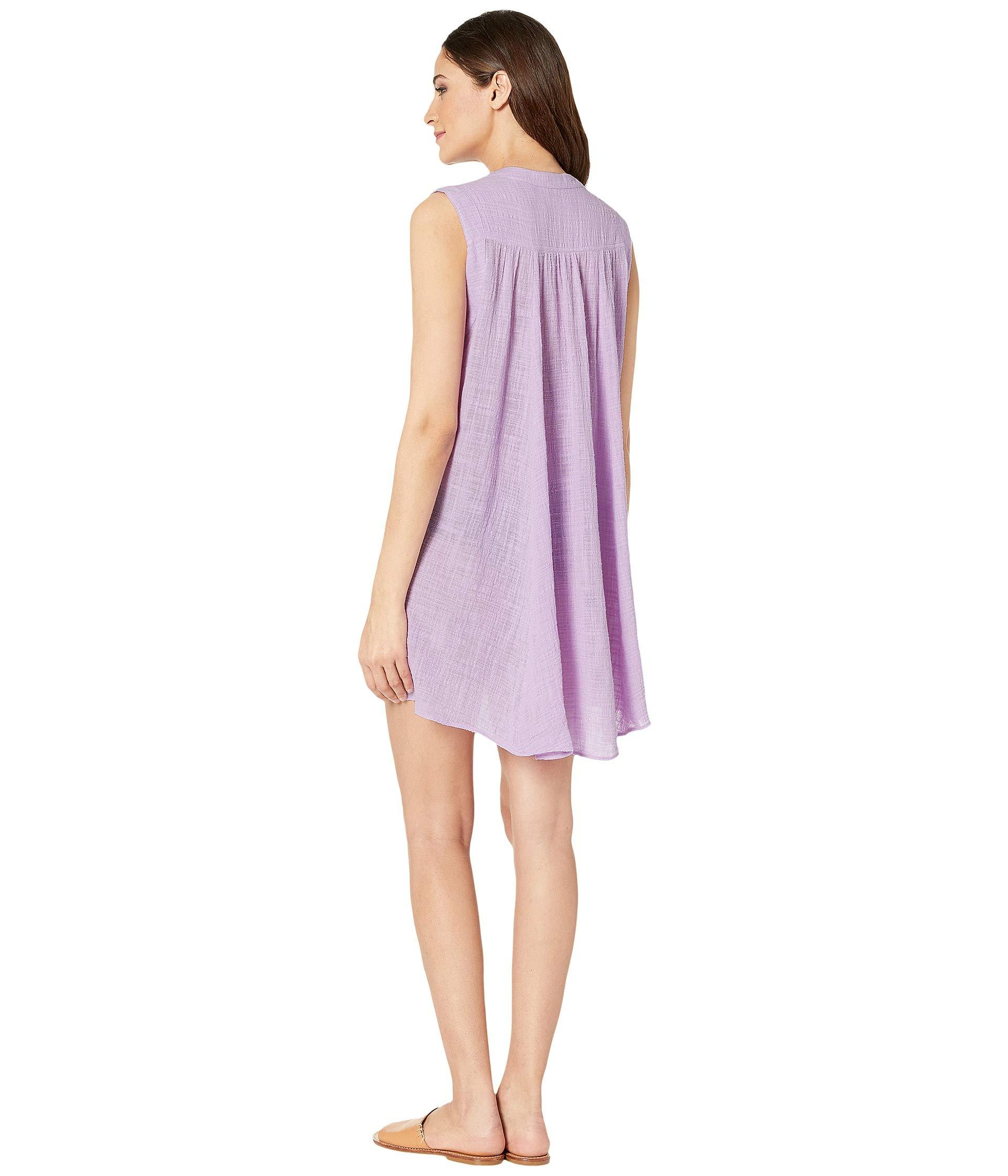 671d98957e ... Swing Beach Shirt Cover-up (eden) Women's Swimwear - Lyst. View  fullscreen