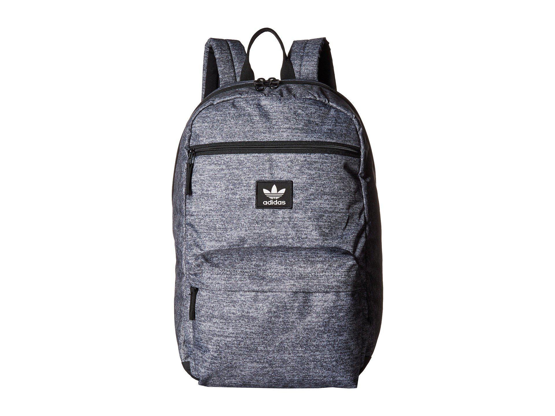 8fa4c36aa1 adidas Originals. Men s Originals National Backpack (black) Backpack Bags