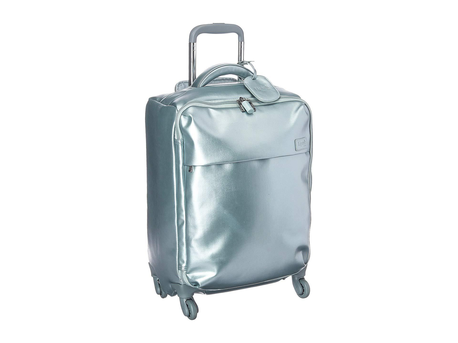23d9649a1 Lyst - Lipault 22 Miss Plume Spinner (aqua Green) Luggage in Green