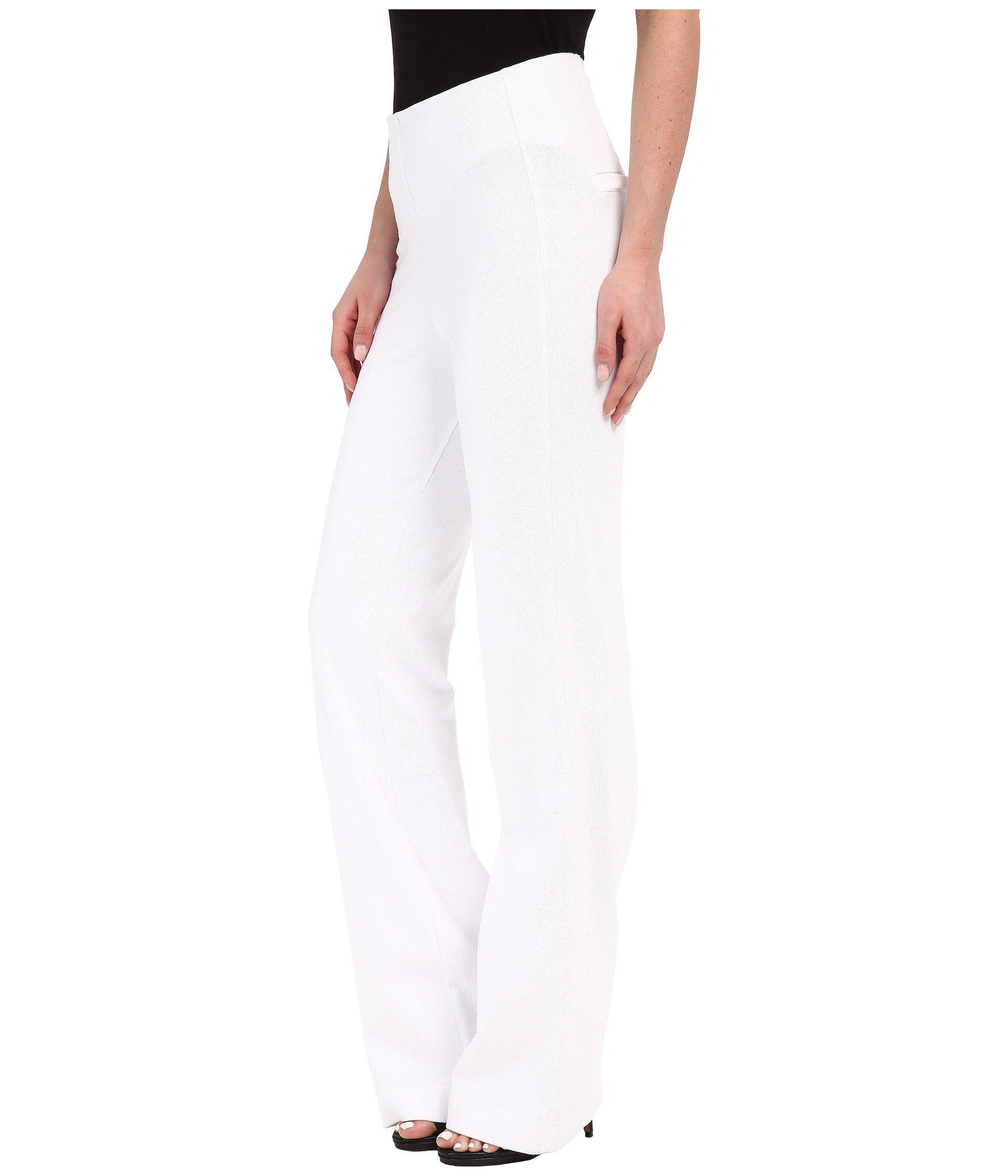 bfcd9e99353 Lyst - Lyssé Denim Trousers (indigo) Women s Jeans in White