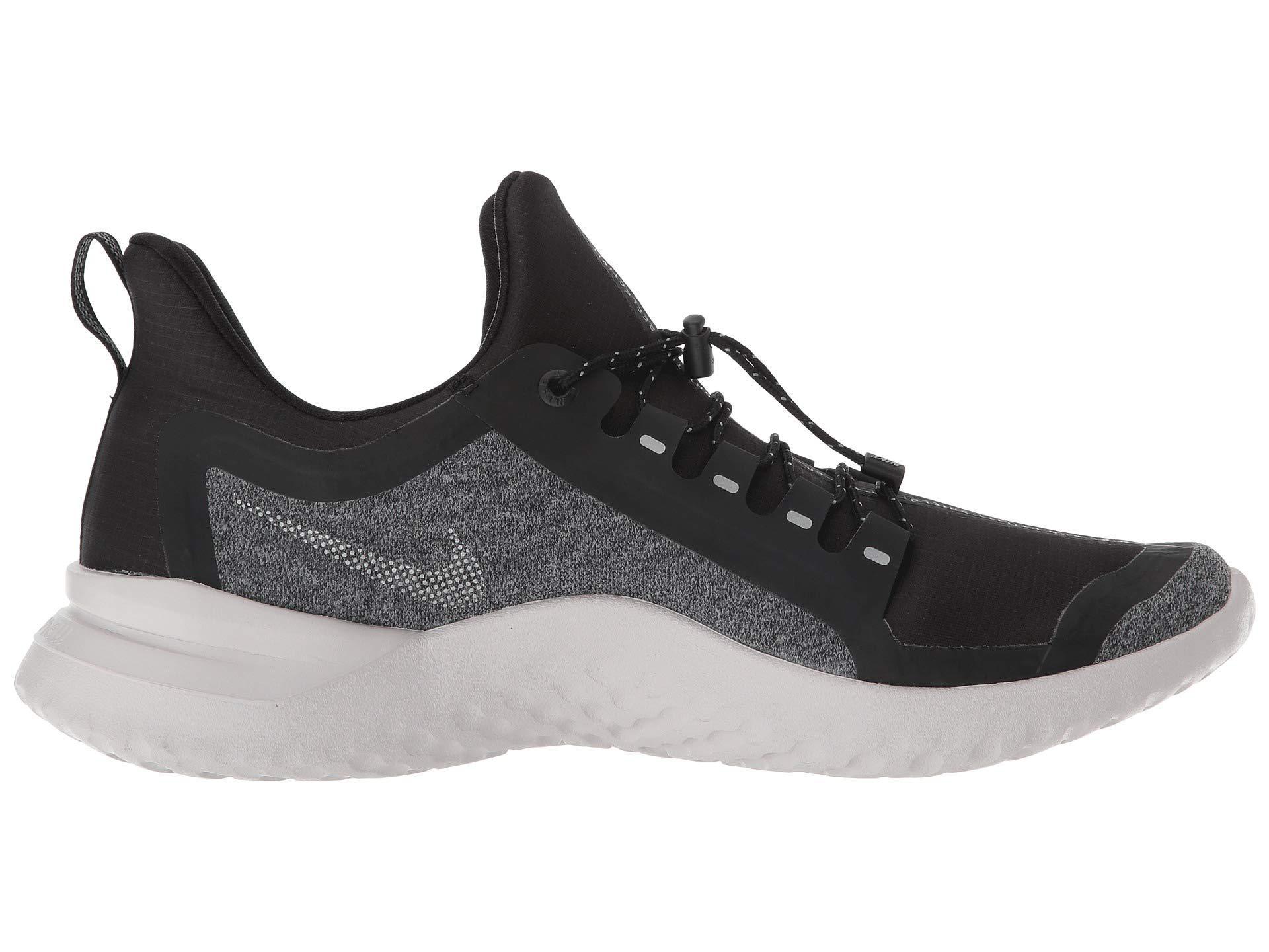 new style e4258 49bcf Lyst - Nike Renew Rival Shield (black metallic Silver cool Grey) Men s  Running Shoes in Metallic for Men