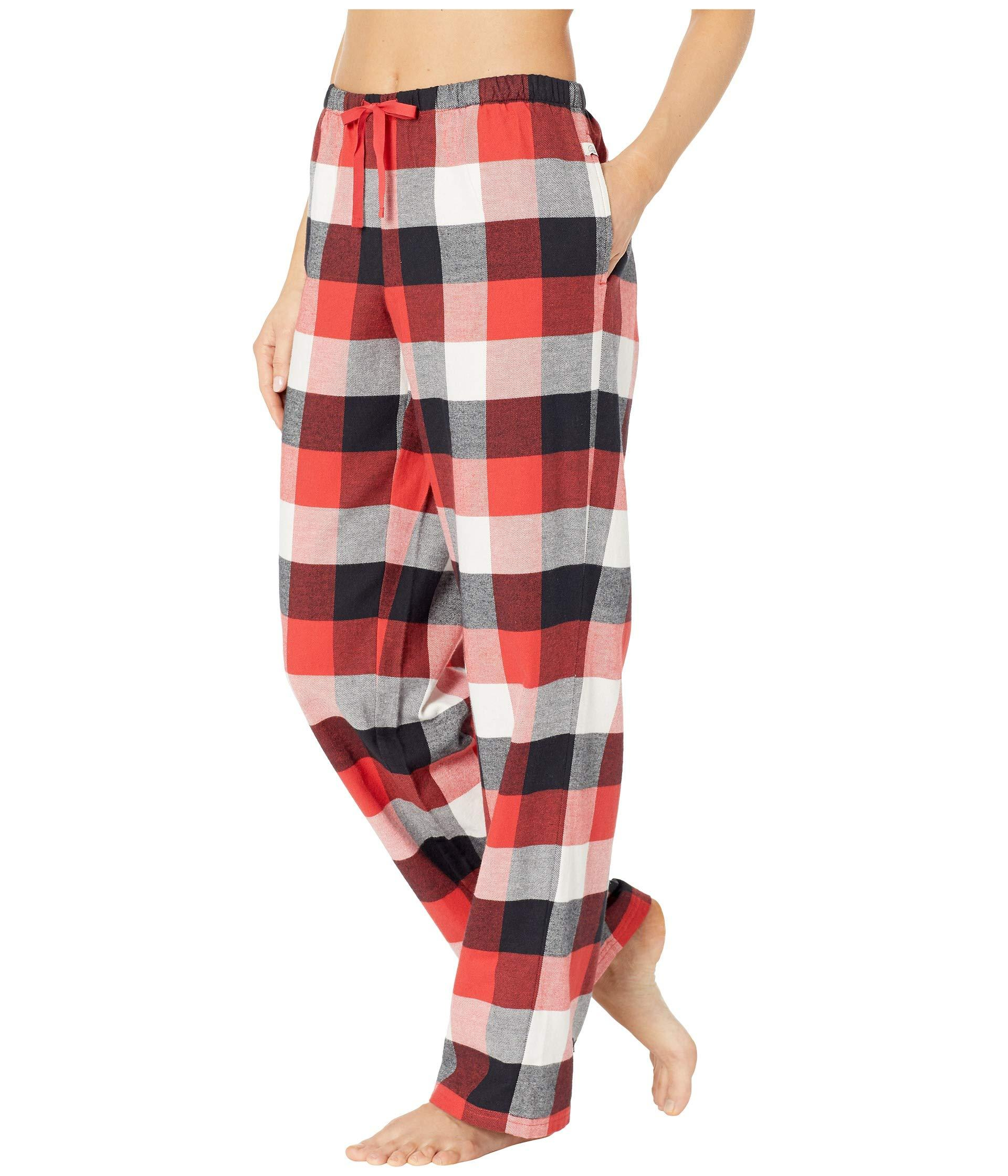 969e967d98b Lyst - Life Is Good. Classic Sleep Pants (slate Gray) Women s Pajama in Red