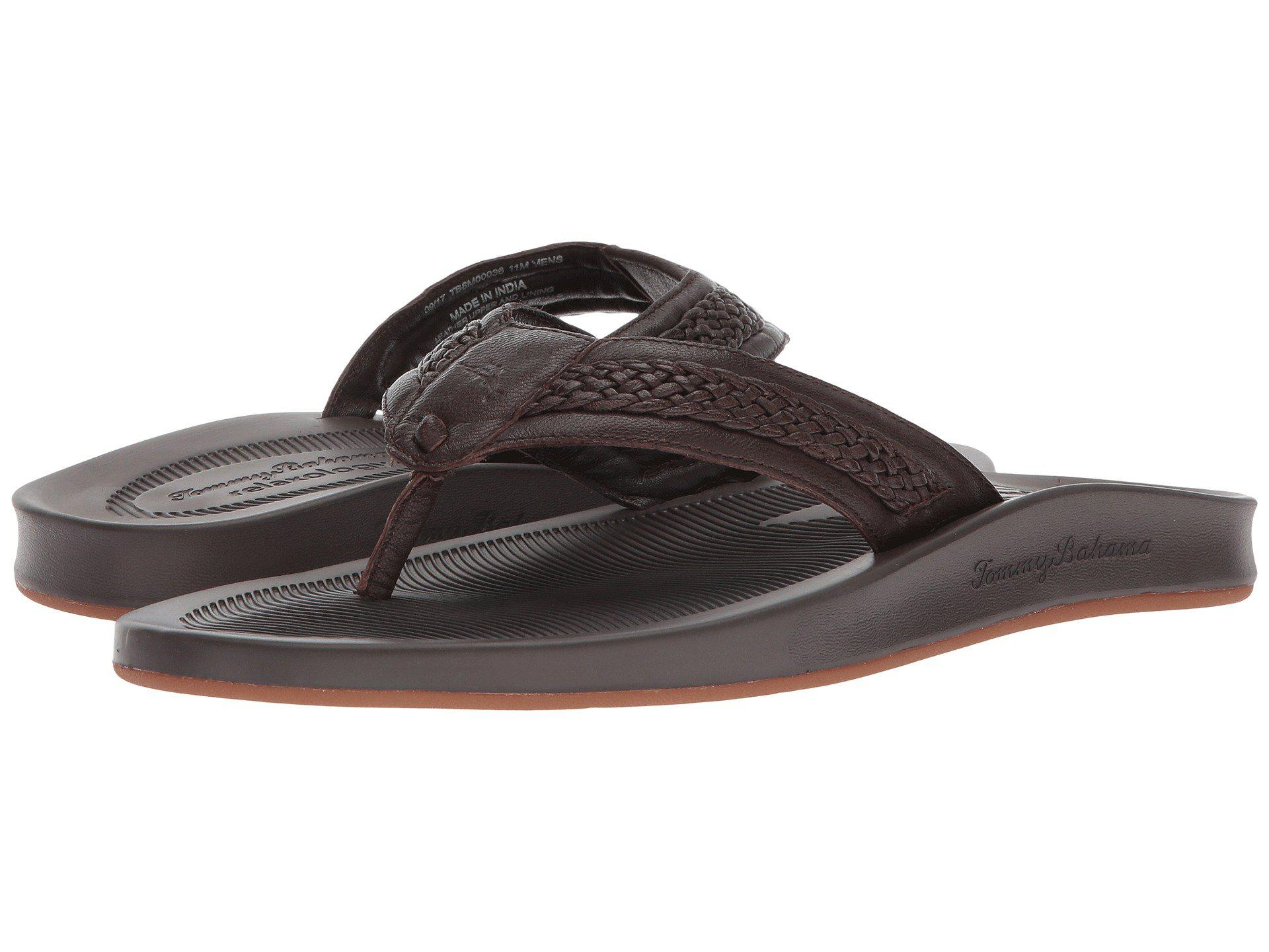 17846f10af912 Lyst - Tommy Bahama Shallows Edge (black) Men s Shoes in Brown for ...