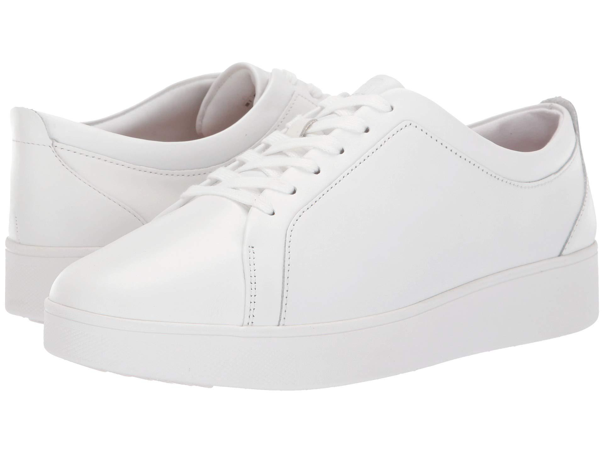 87bdced9e Fitflop - White Rally (black) Women s Shoes - Lyst. View fullscreen