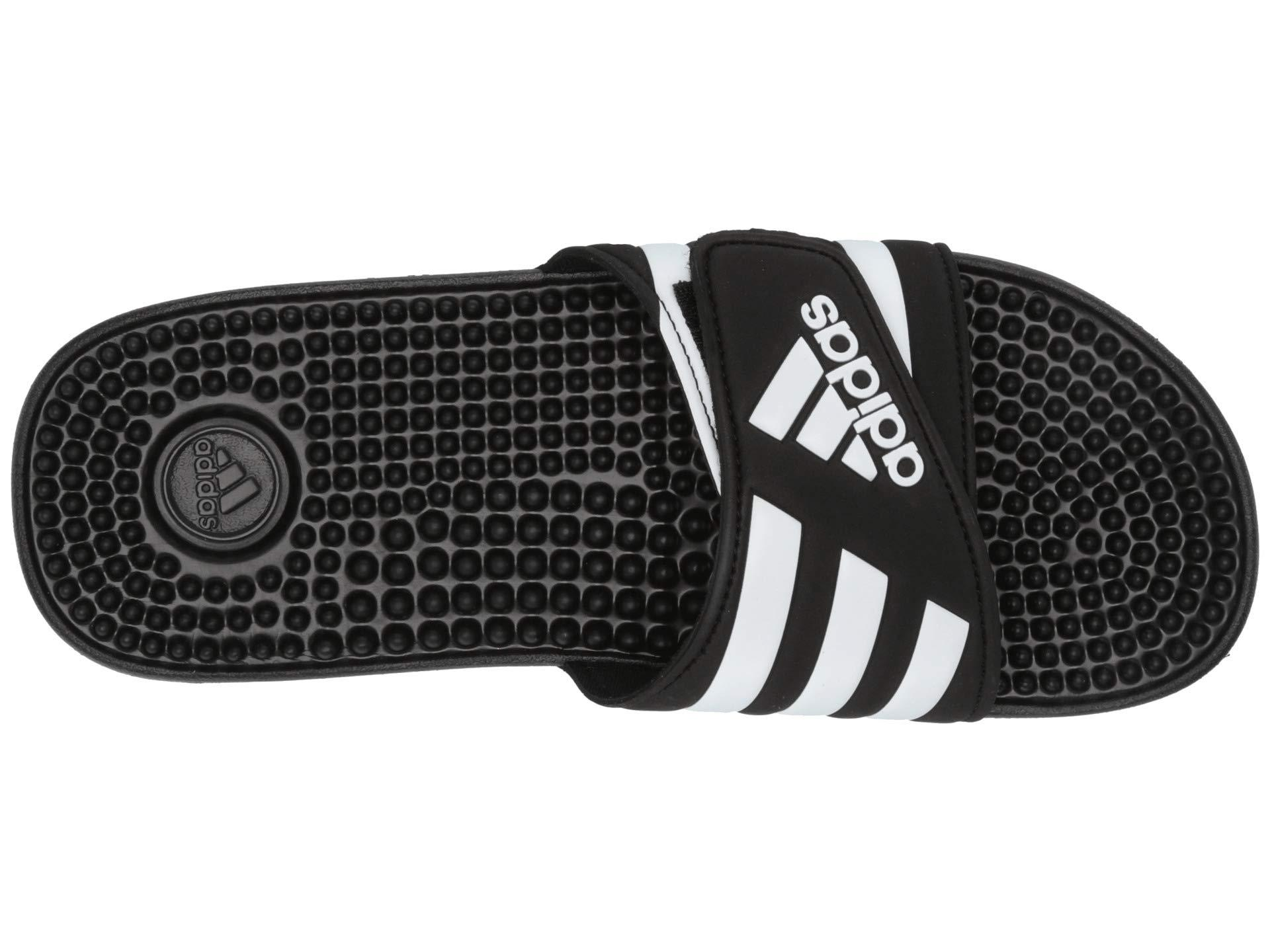 2f4fd5a658b0d4 Adidas - Black Adissage (chalk Pink white chalk Pink) Women s Sandals -.  View fullscreen