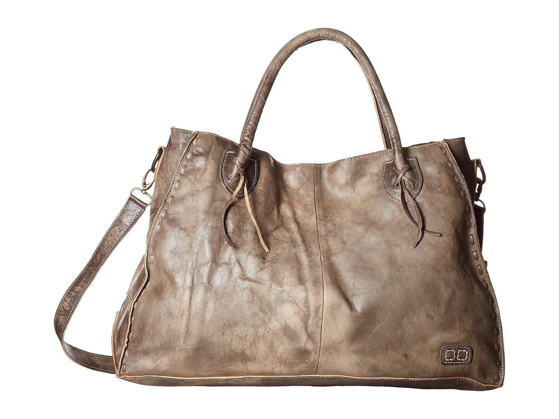 e82e28f051fb Lyst - Bed Stu Rockaway (tan Rustic) Handbags