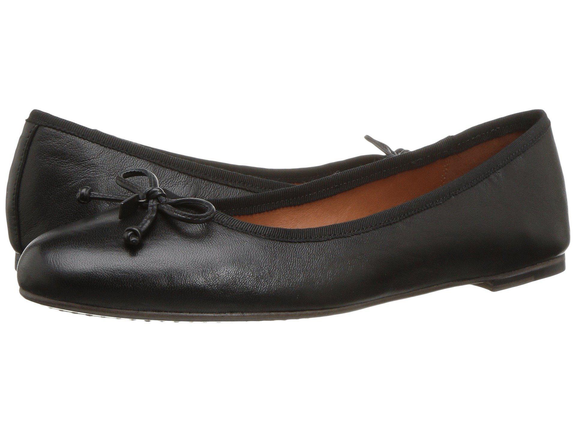 Coach STANTON BALLET - Ballet pumps - black x1IiRDU