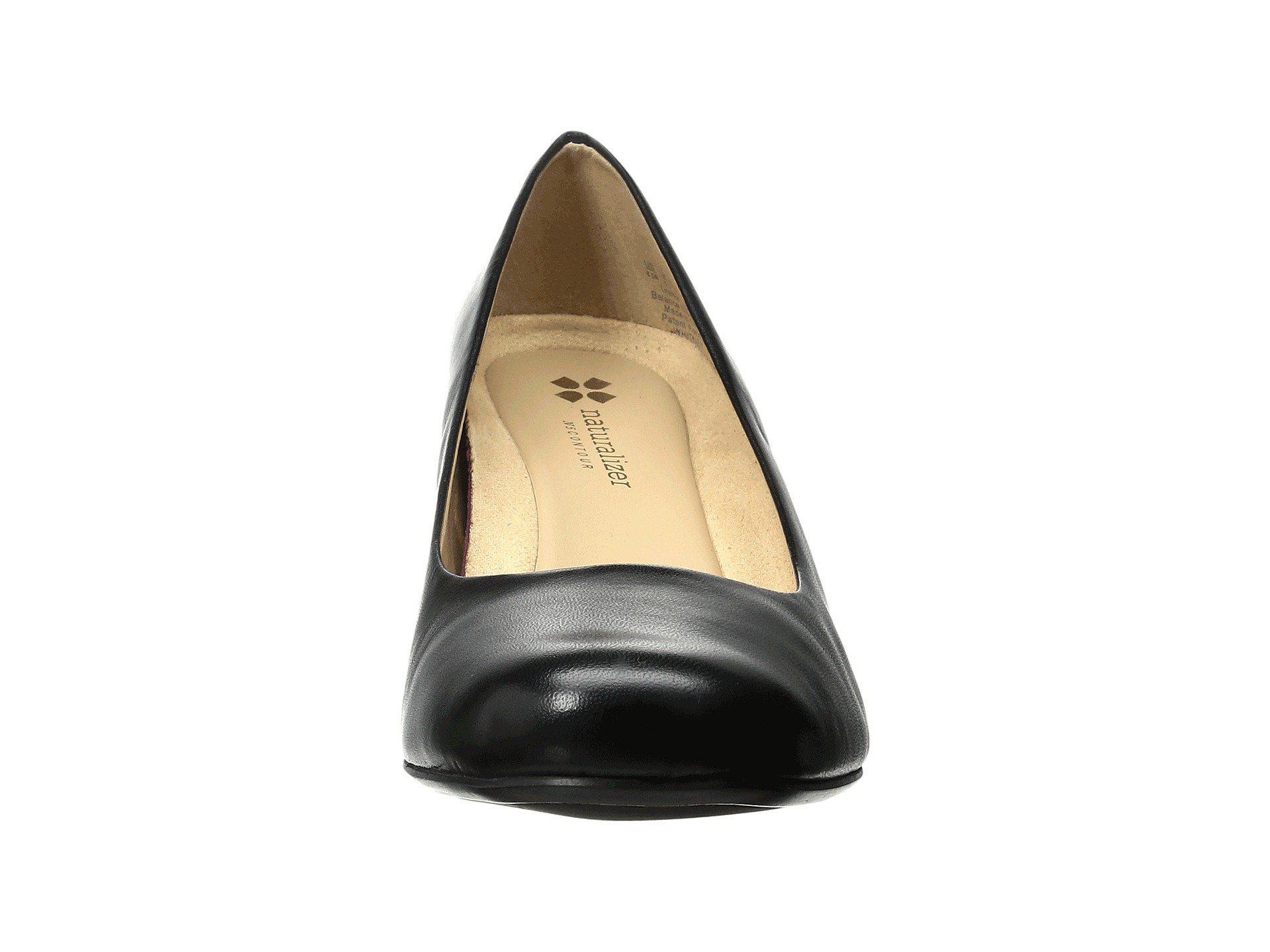 fae18c1834b6 Naturalizer - Whitney (black Patent Leather) High Heels - Lyst. View  fullscreen