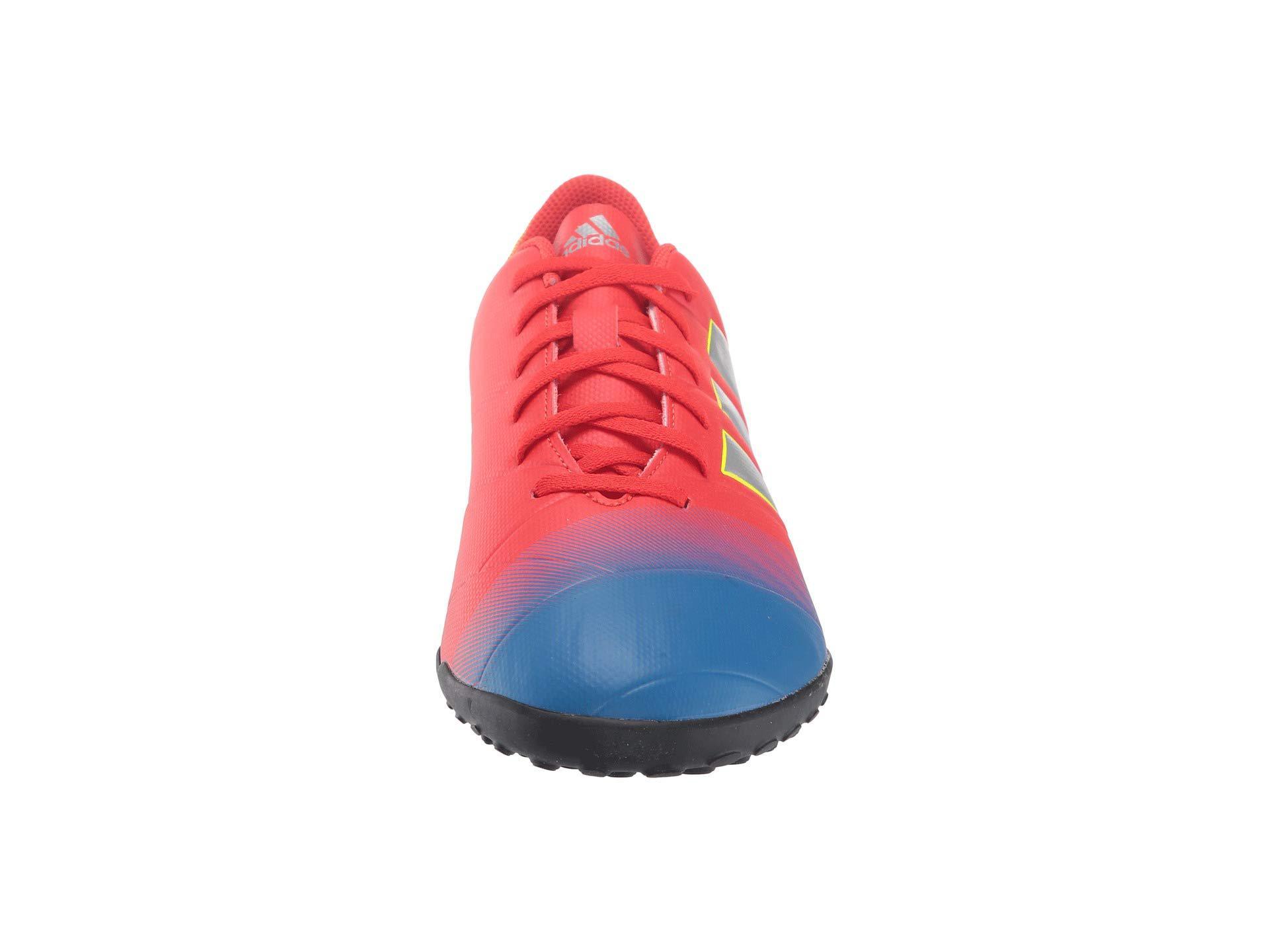 4795c4b1b2a Adidas - Multicolor Nemeziz Messi 18.4 Tf (active Red silver Metallic football  Blue. View fullscreen