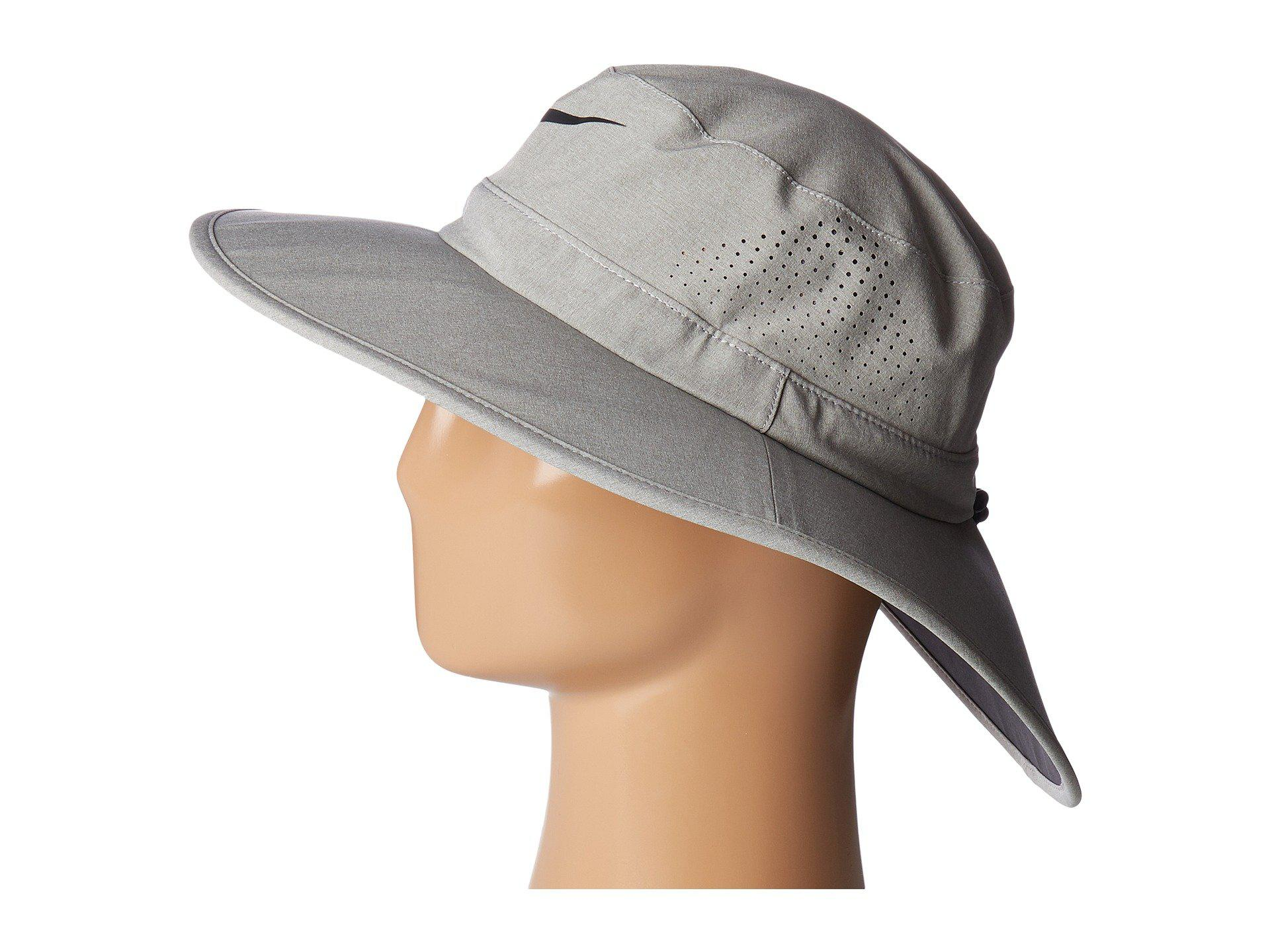 Lyst - Nike Sun Protect Cap 2.0 (black wolf Grey anthracite white ... 63ec42315c4