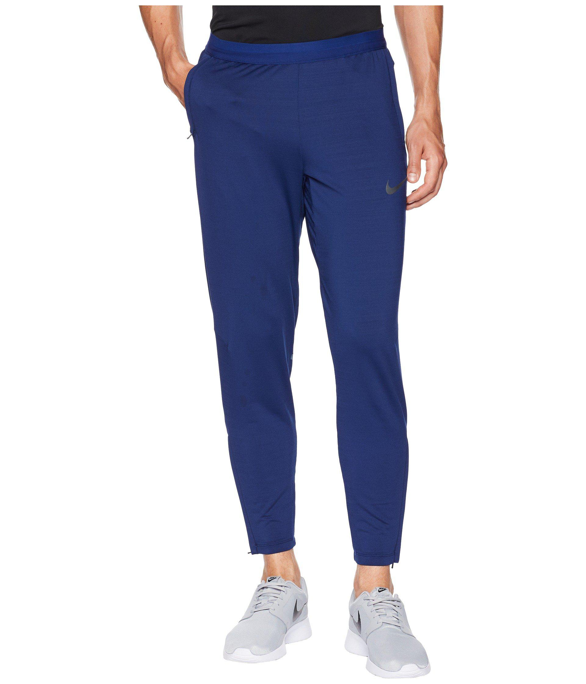 642f15622165 Lyst - Nike Phenom Pants (black) Men s Casual Pants in Blue for Men