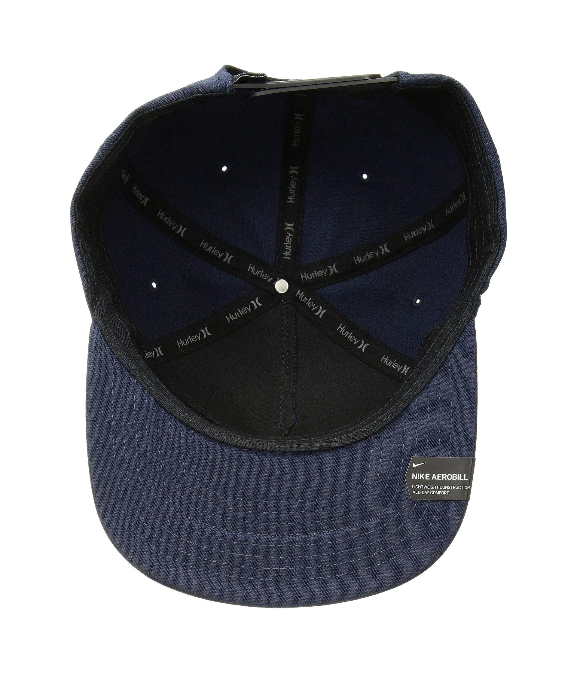6a952214075 Lyst - Hurley Circular Hat (anthracite) Caps in Blue for Men - Save 32%
