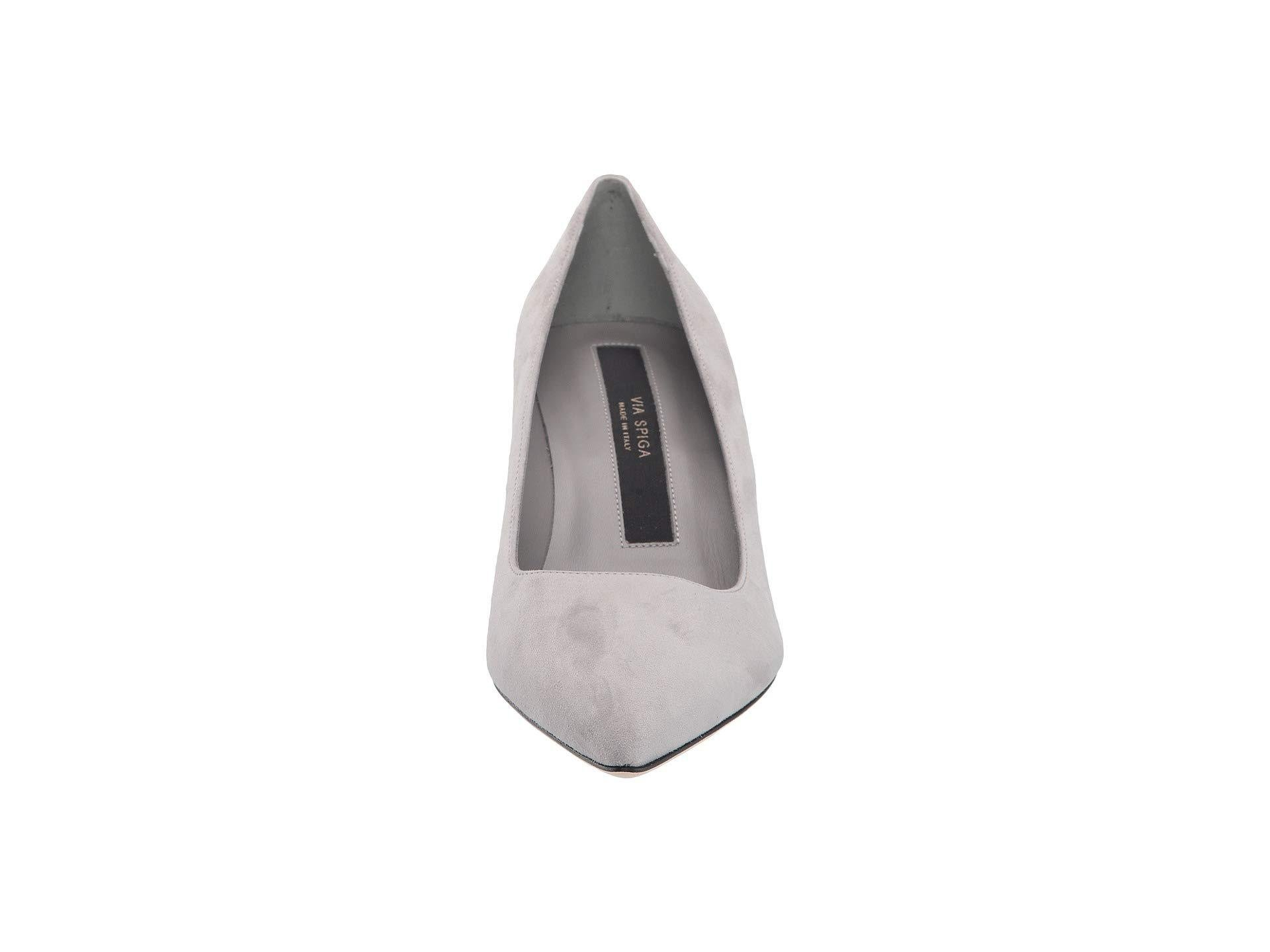 75725b4088 Lyst - Via Spiga Nikole 55 (desert) Women's 1-2 Inch Heel Shoes in Gray