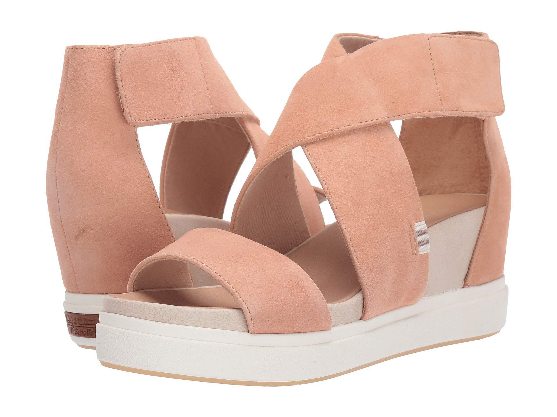 89543ba96d5 Dr. Scholls. Pink Scout High - Original Collection (black Leather) Women s  Shoes