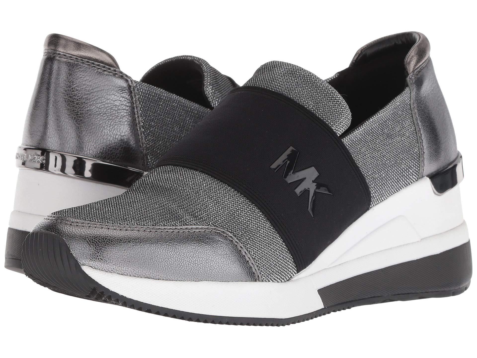 finest selection 70a1d 06afc MICHAEL Michael Kors Felix Trainer (black) Women s Shoes in Black - Lyst