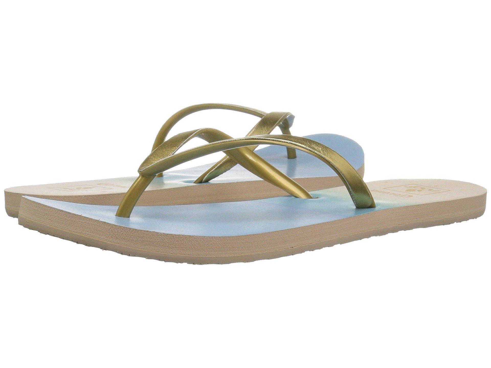 a483f918d519 Lyst - Reef Stargazer X Corona (beach) Women s Sandals in Blue