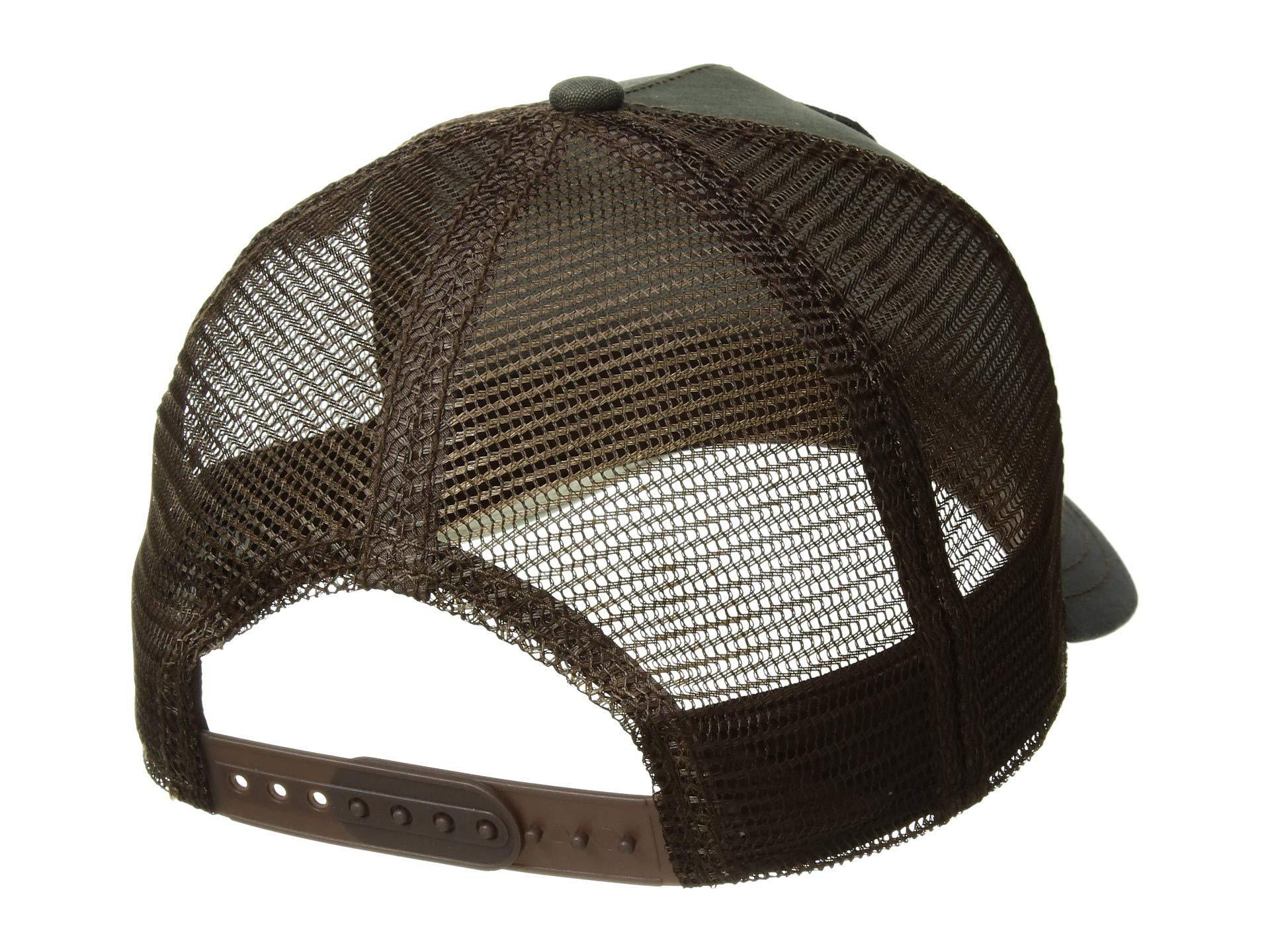 Goorin Bros - Green Animal Farm Snap Back Trucker Hat (olive Donkey) Caps  for. View fullscreen 6639591f99f5