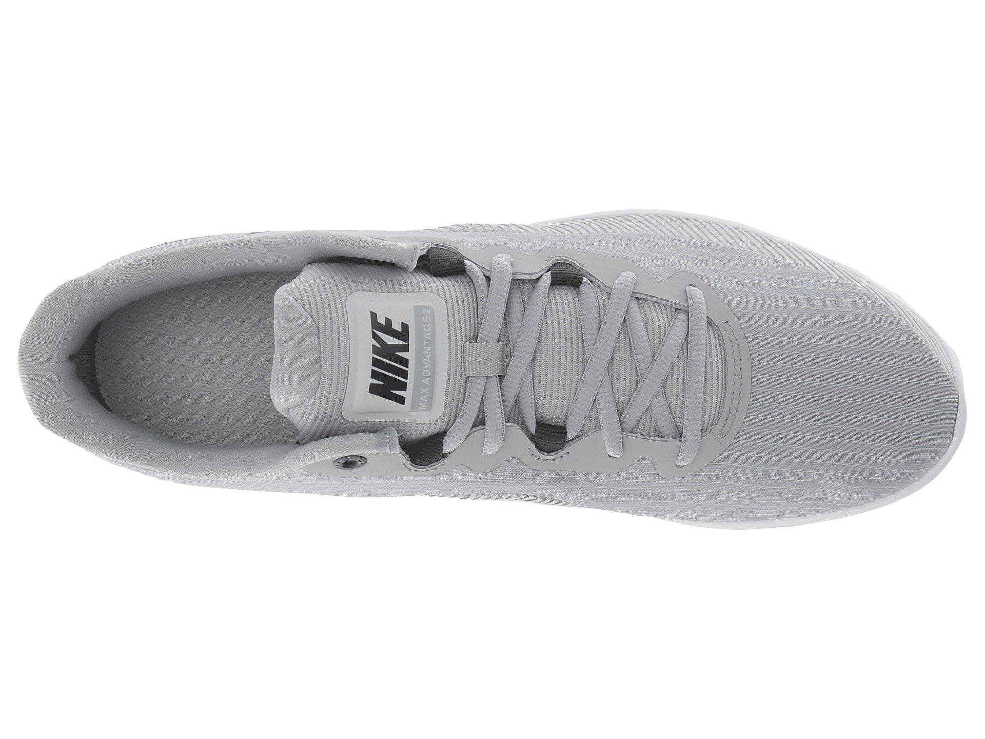 on sale 78eca a55f7 Air Platinum Advantage Nike BlancNoirpure Lyst Max Homme s 2 zWA5qnYpw