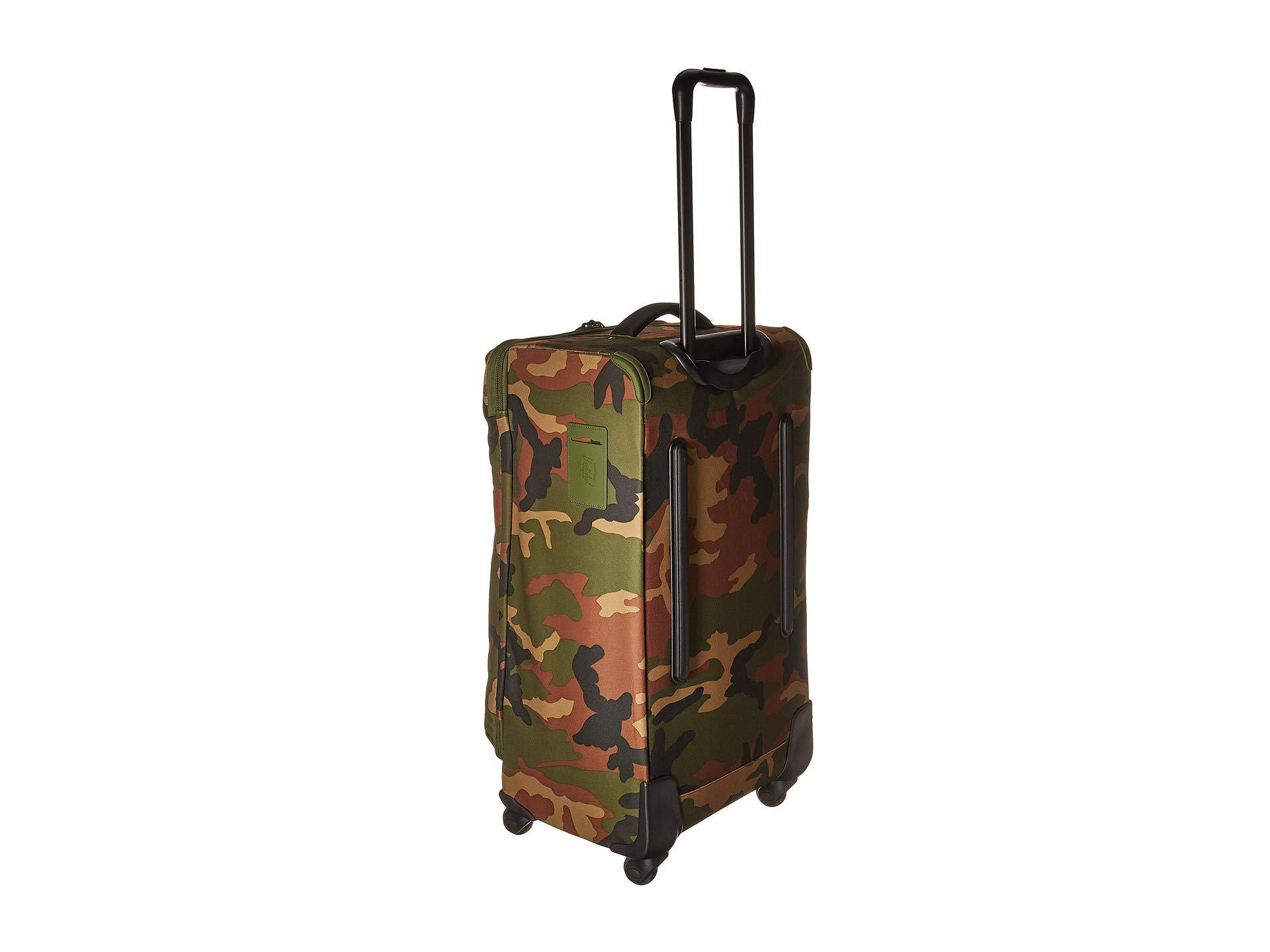 Herschel Supply Co. - Green Highland Medium (frog Camo) Luggage for Men -.  View fullscreen 4bba5ba5c1c21