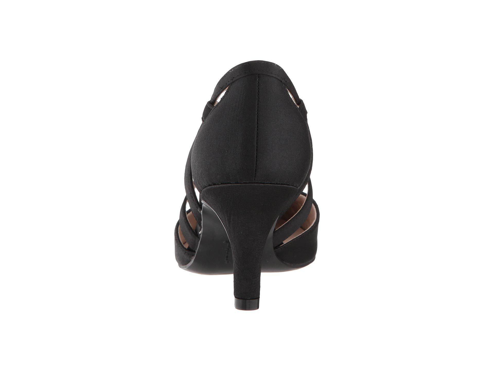 e96d039d716 LifeStride Seamless (white Vinci) High Heels in Black - Lyst
