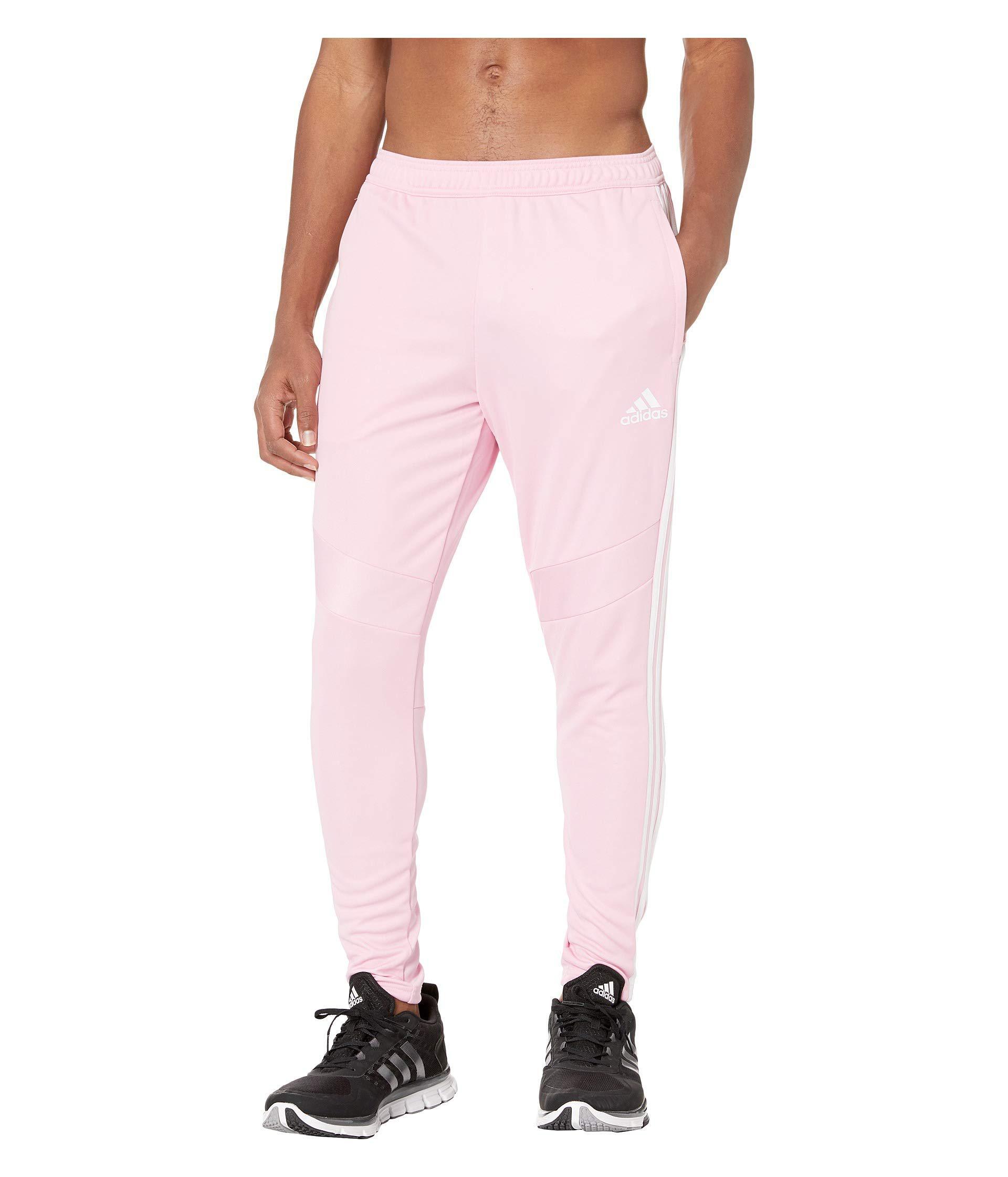 Lyst - adidas Tiro  19 Pants (dark Blue white) Men s Workout in Pink ... 939d4c808aa09