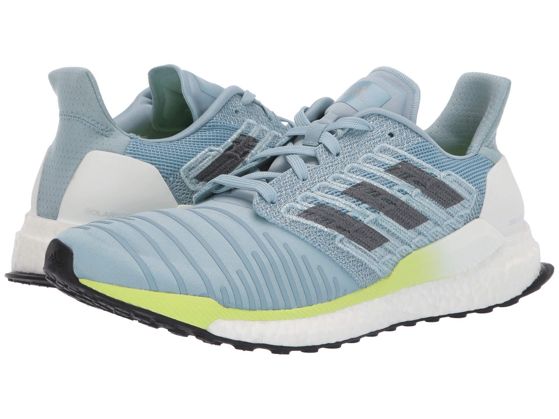 d51edbc2b0e4e0 adidas Originals. Gray Solar Boost (core Black grey Four F17 ftwr White)  Women s Running Shoes