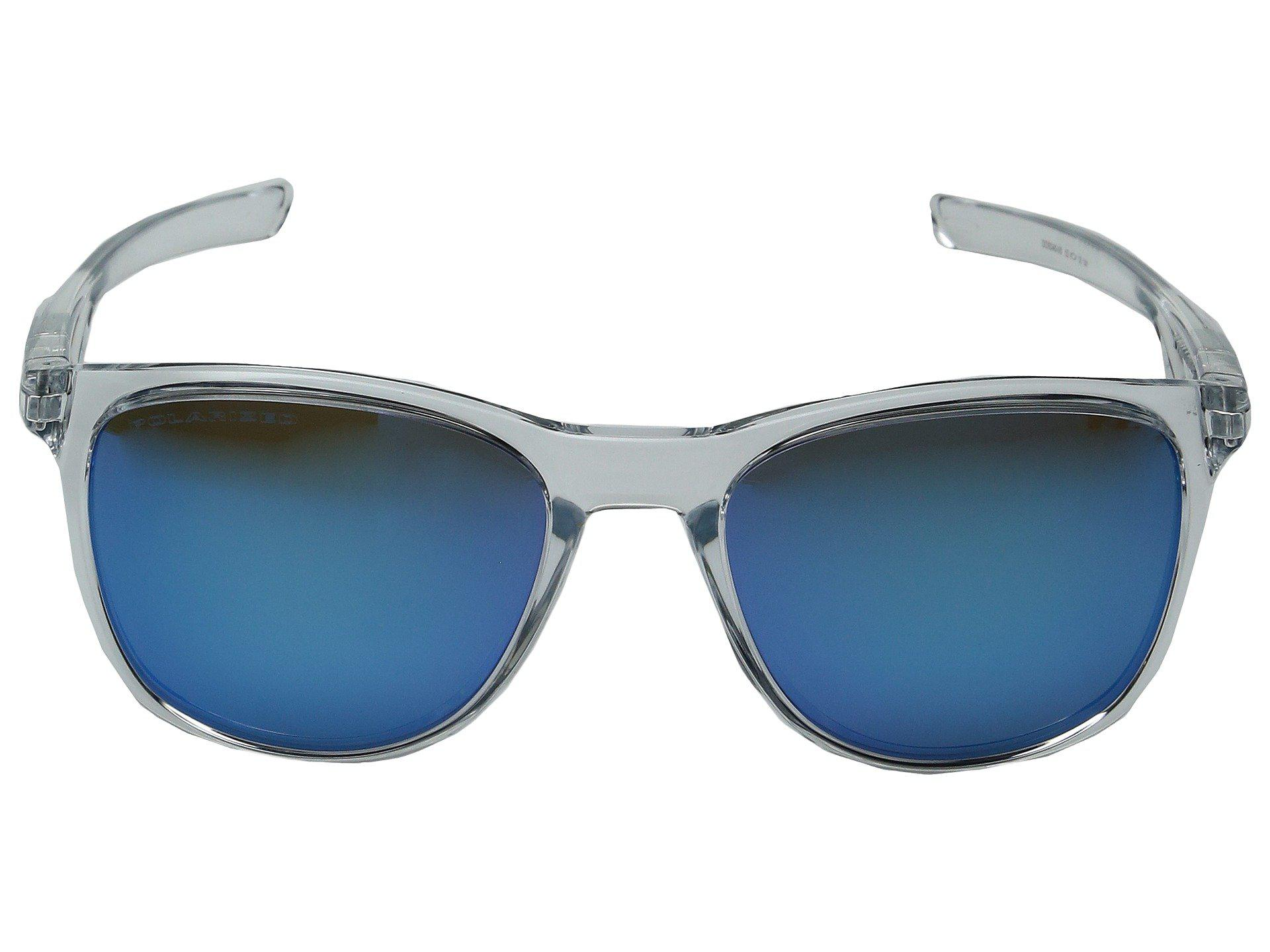 5452a3d46e Oakley - Blue Trillbe X (matte Black Ink violet Iridium Polarized) Fashion  Sunglasses. View fullscreen