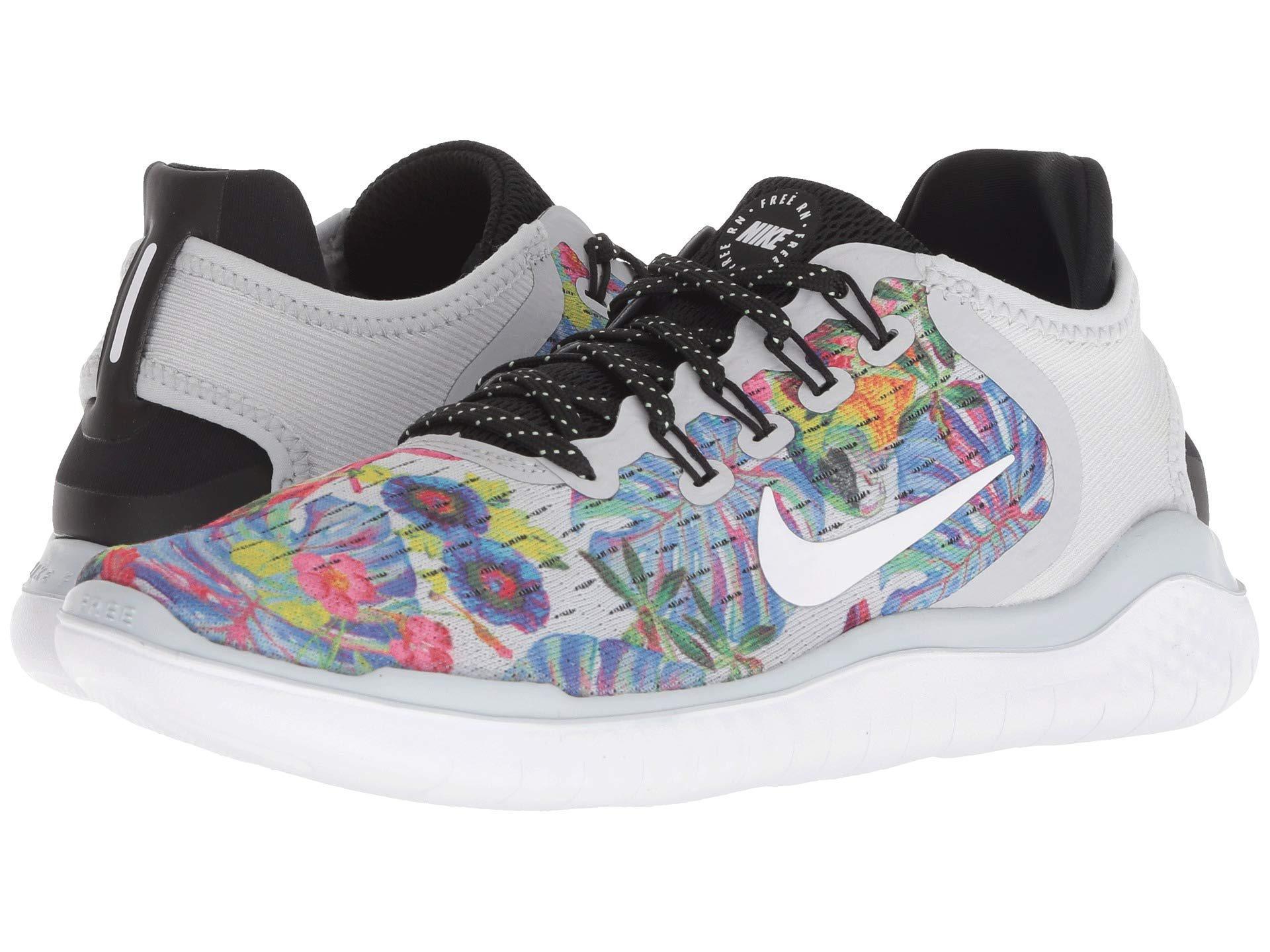 online retailer 8c534 edd69 Nike Free Rn 2018 Gpx Rs (pure Platinum white black) Women s Running ...