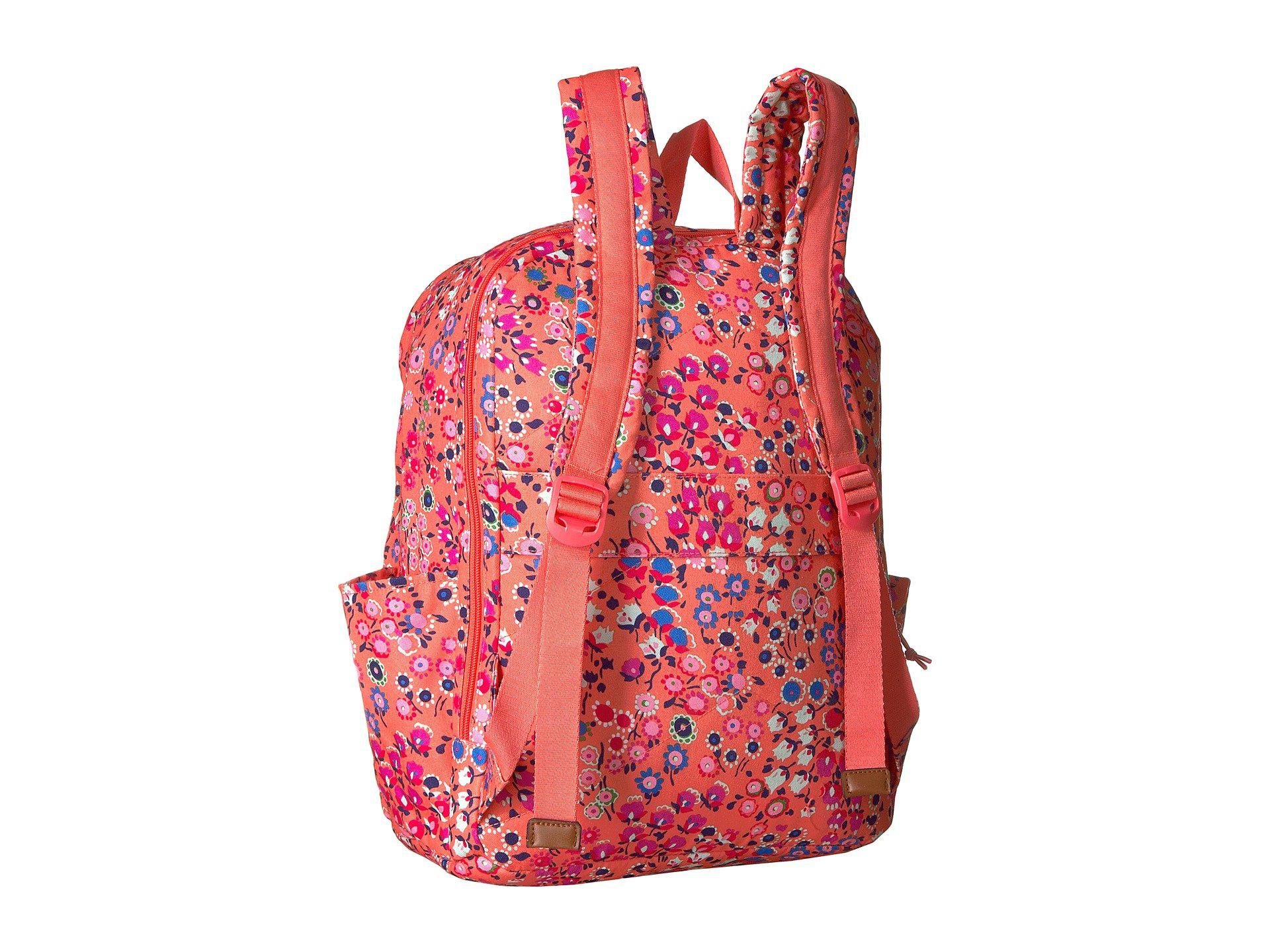 d02f75d45320 Lyst - Vera Bradley Lighten Up Grand Backpack (dream Diamonds ...