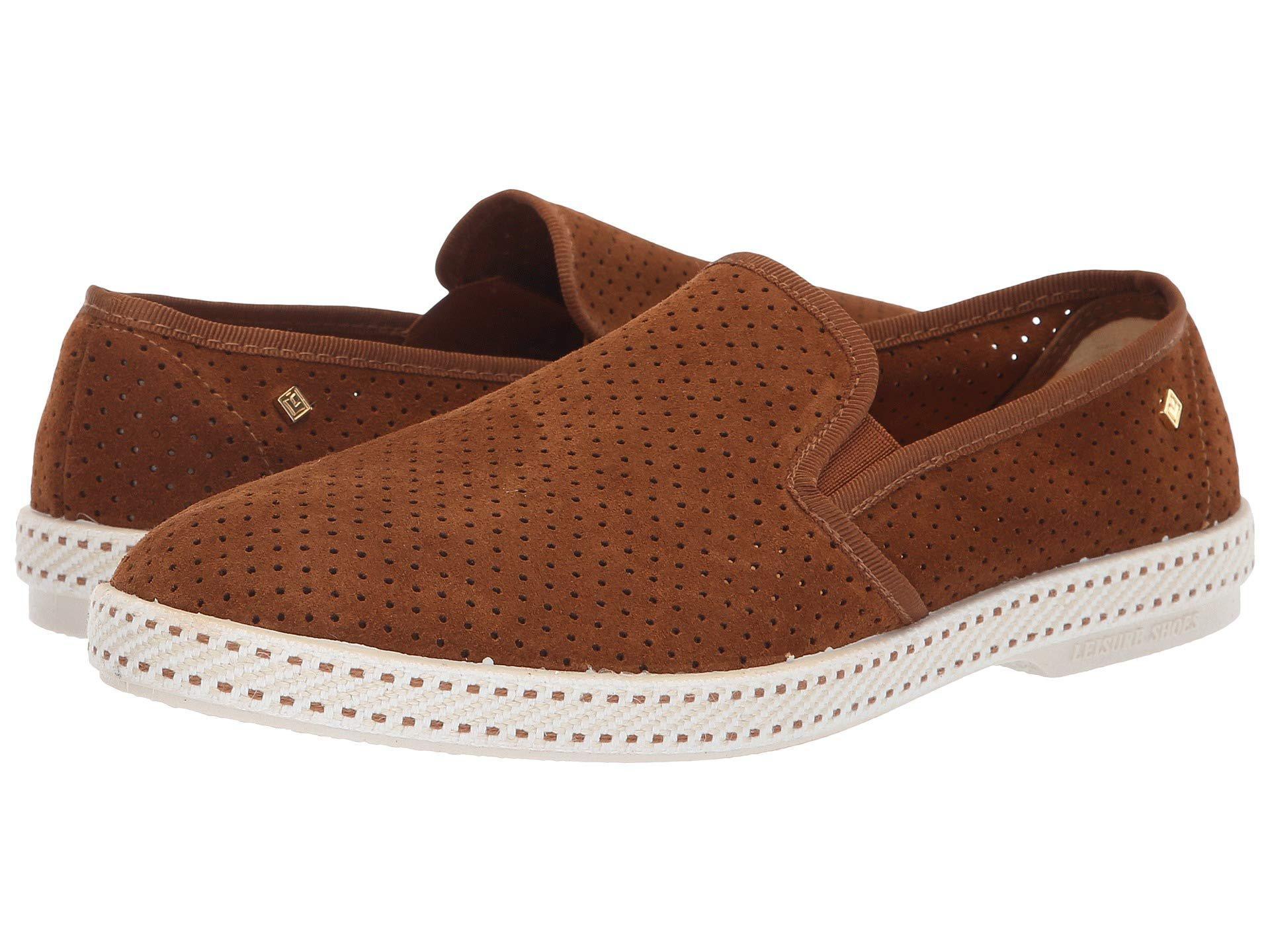 7db77aa43ec Lyst - Rivieras Sultan 30 Slip-on (marine) Men s Slip On Shoes in ...